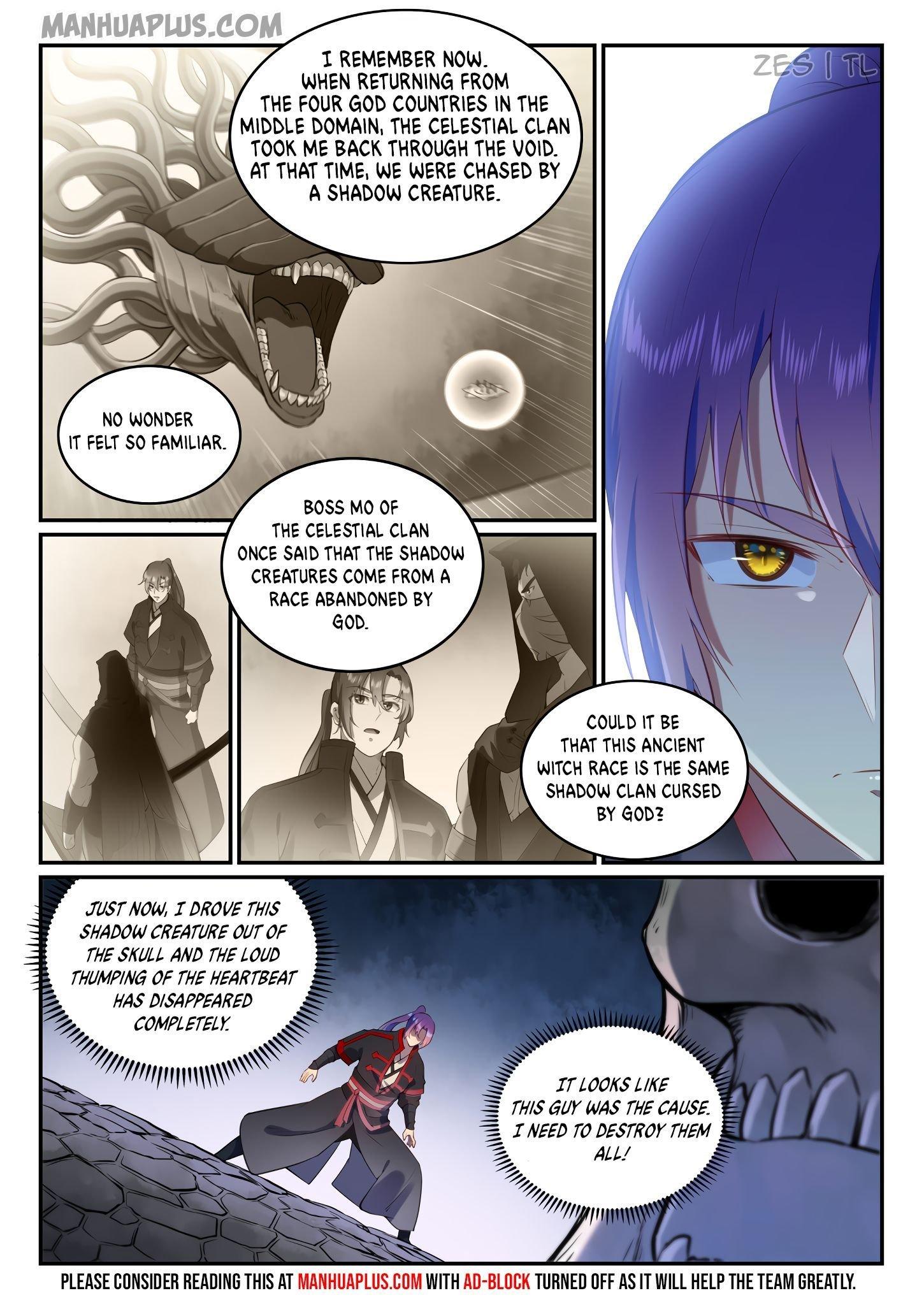 Manga Apotheosis - Chapter 608 Page 2