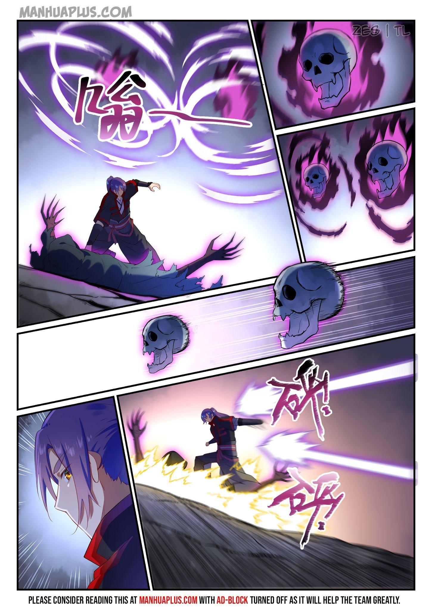 Manga Apotheosis - Chapter 608 Page 7