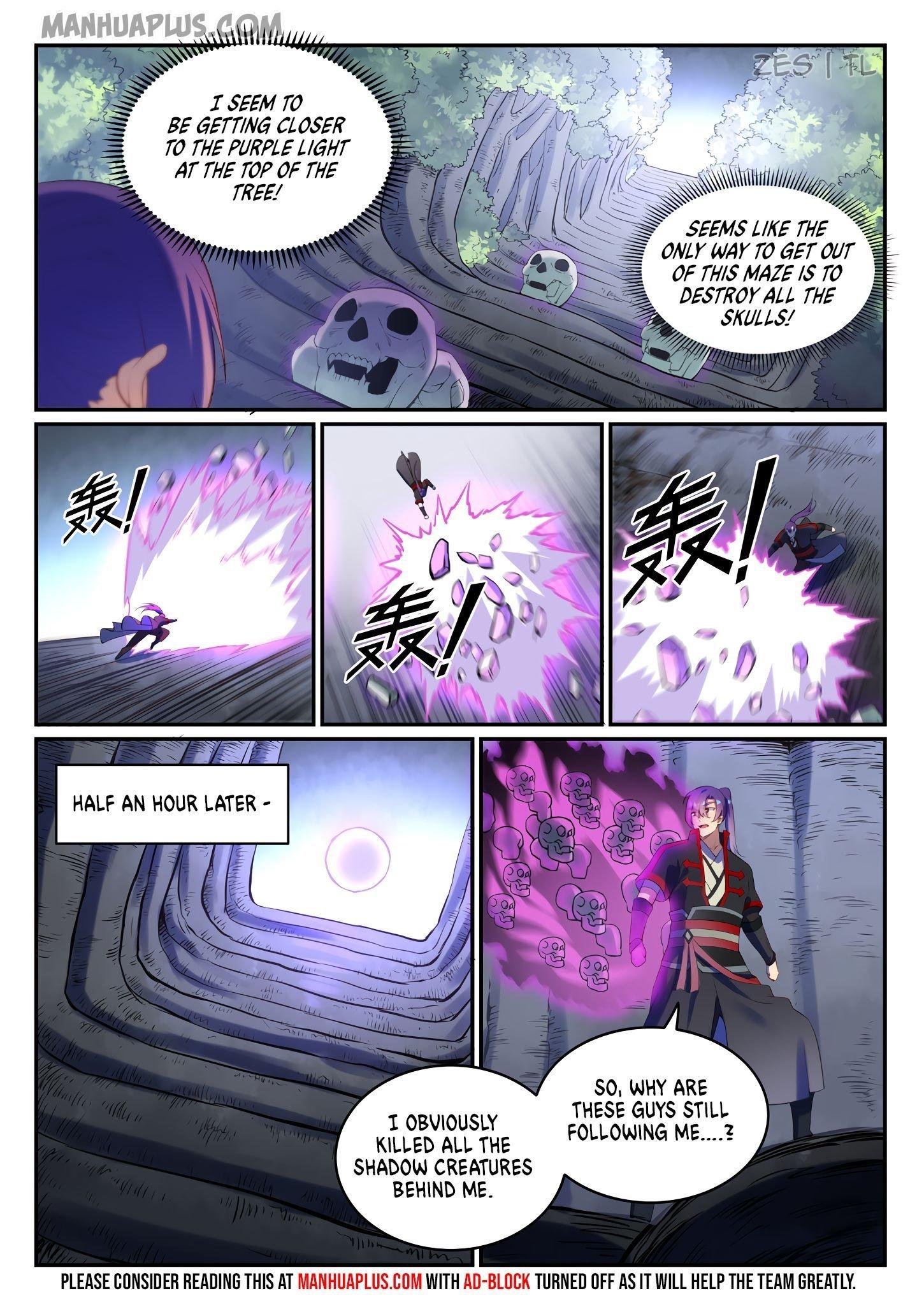 Manga Apotheosis - Chapter 608 Page 14