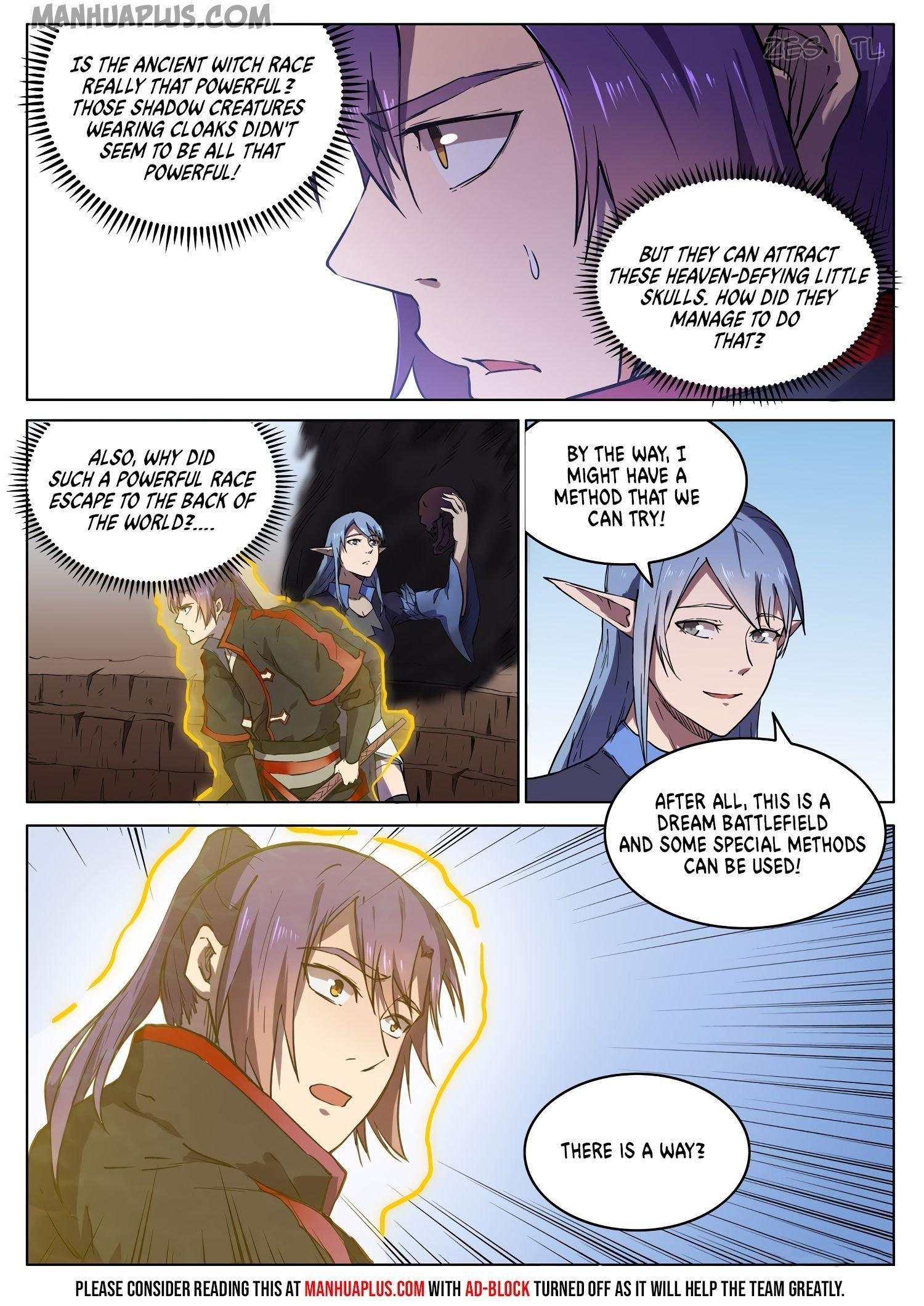 Manga Apotheosis - Chapter 609 Page 16