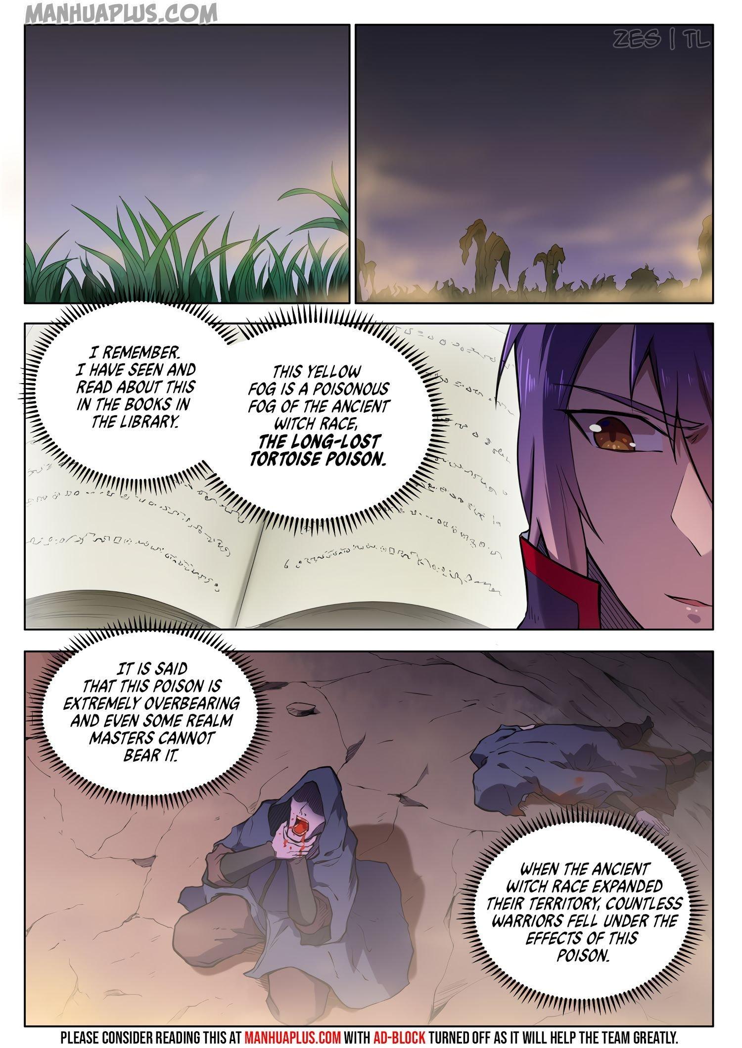 Manga Apotheosis - Chapter 609 Page 2