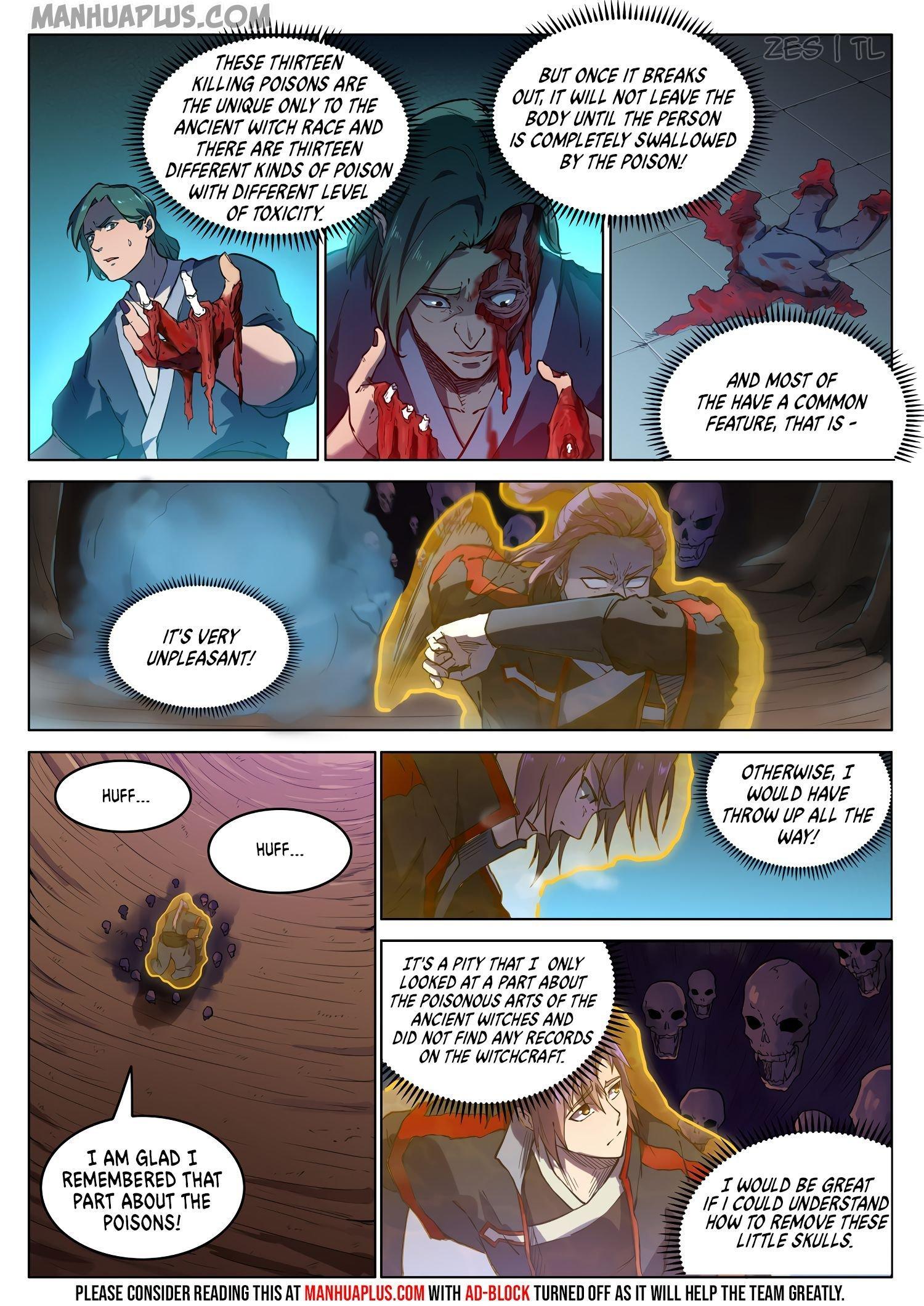 Manga Apotheosis - Chapter 609 Page 4