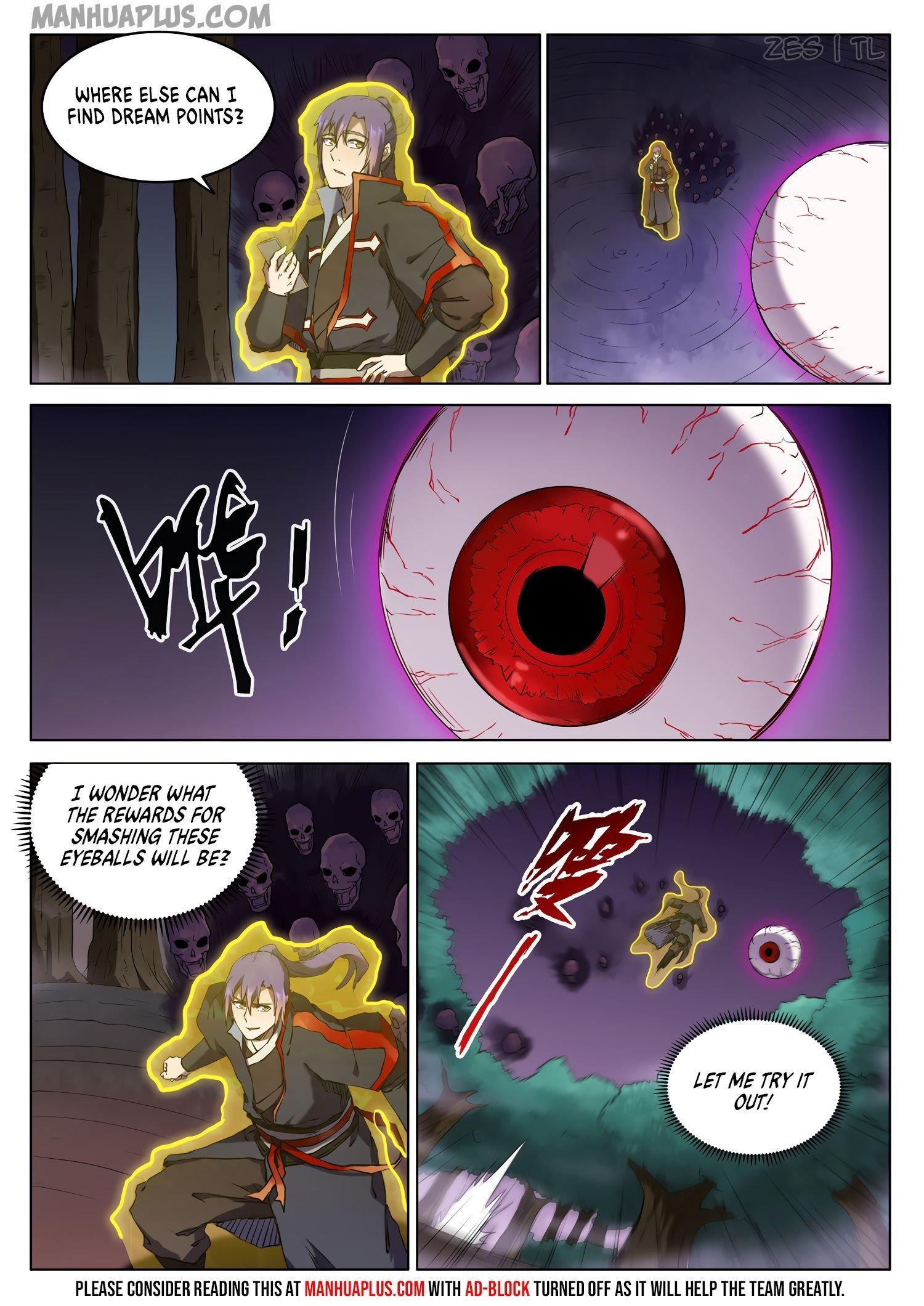 Manga Apotheosis - Chapter 609 Page 7