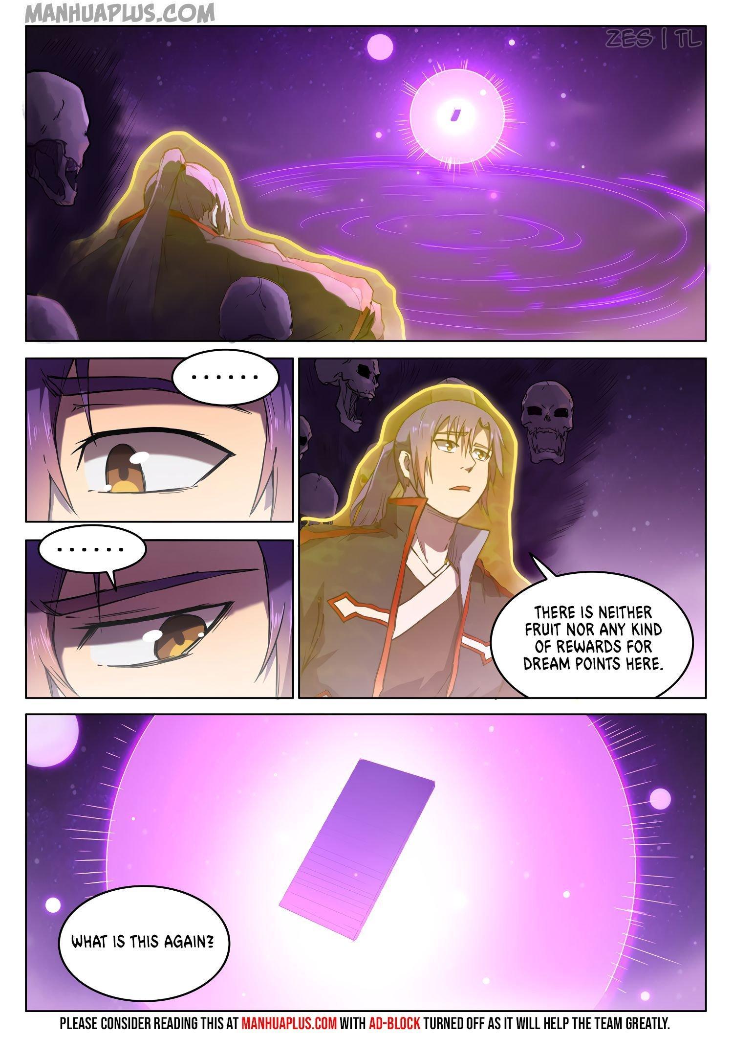 Manga Apotheosis - Chapter 609 Page 5
