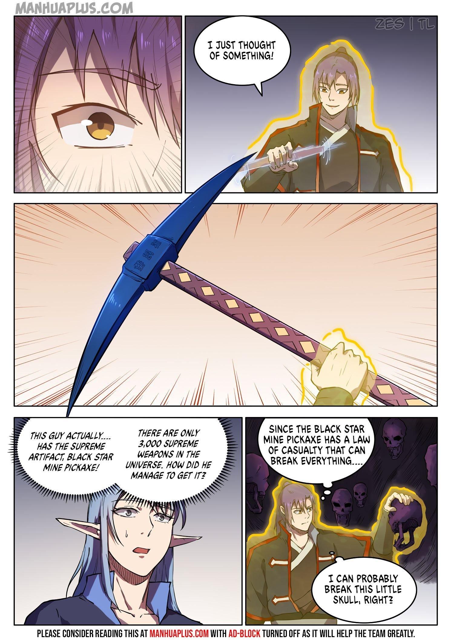Manga Apotheosis - Chapter 609 Page 14