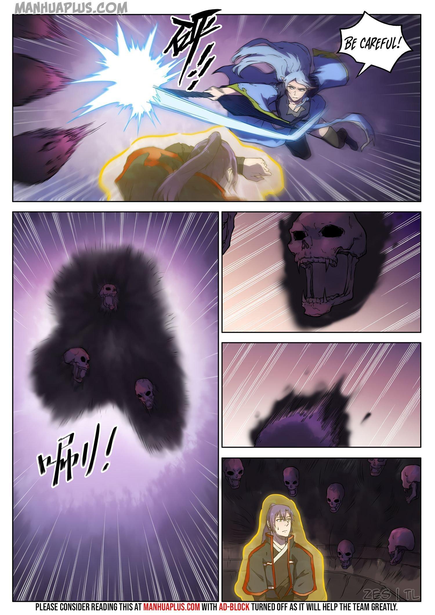 Manga Apotheosis - Chapter 609 Page 12