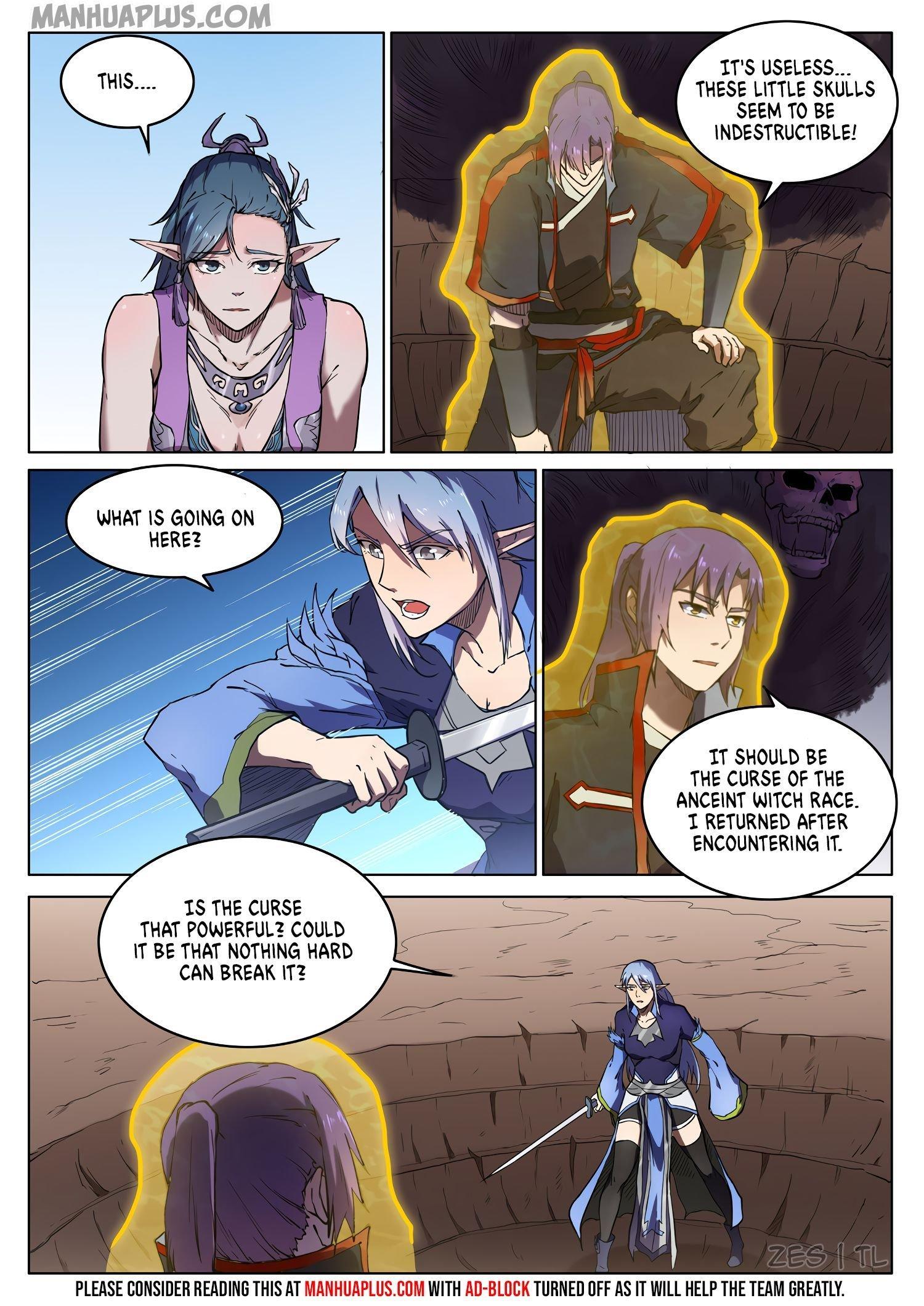 Manga Apotheosis - Chapter 609 Page 13