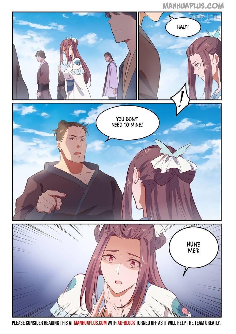 Manga Apotheosis - Chapter 610 Page 16