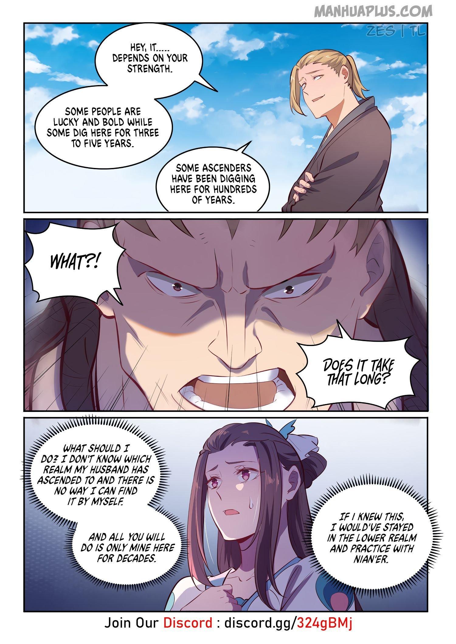 Manga Apotheosis - Chapter 610 Page 15