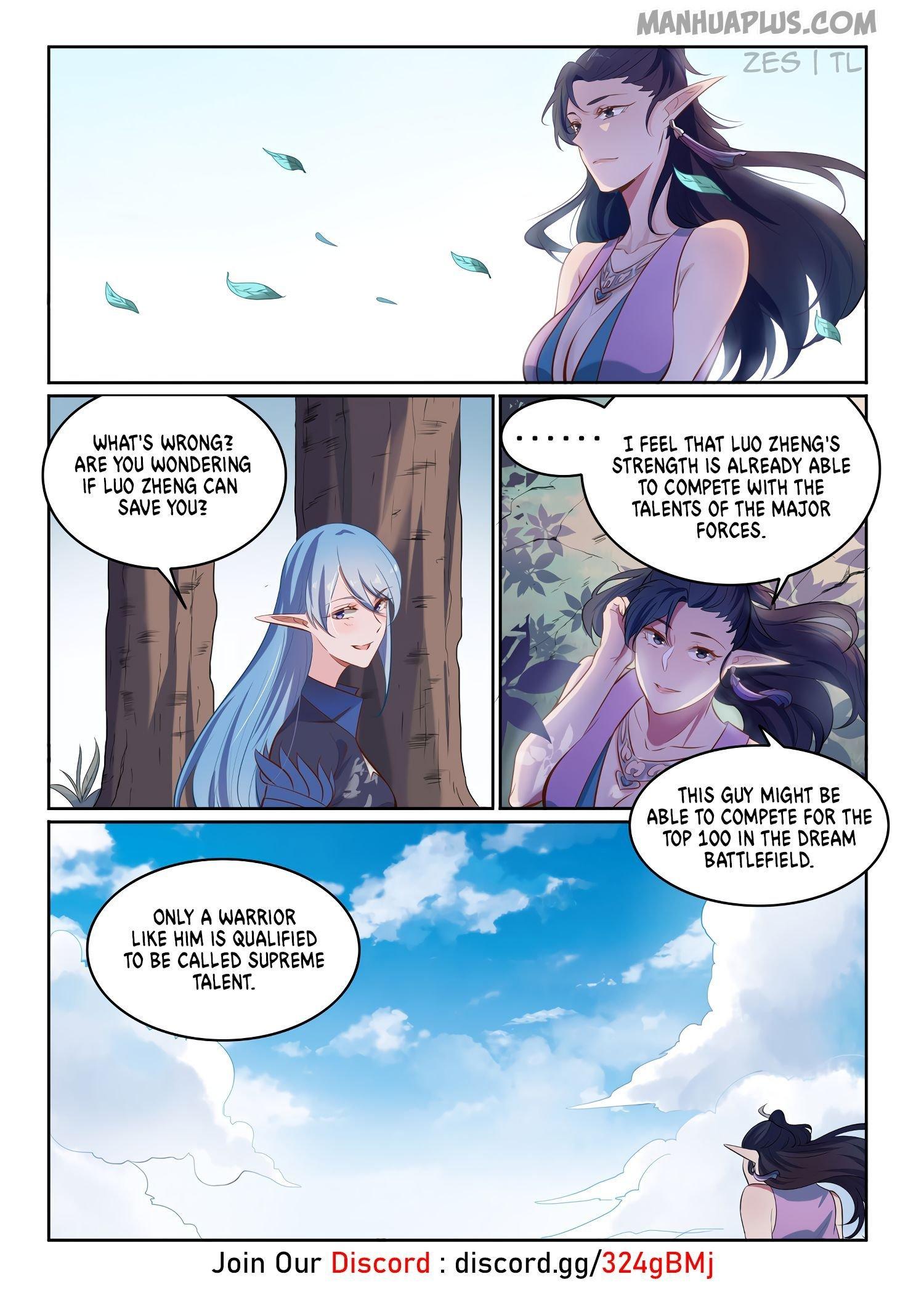 Manga Apotheosis - Chapter 610 Page 5