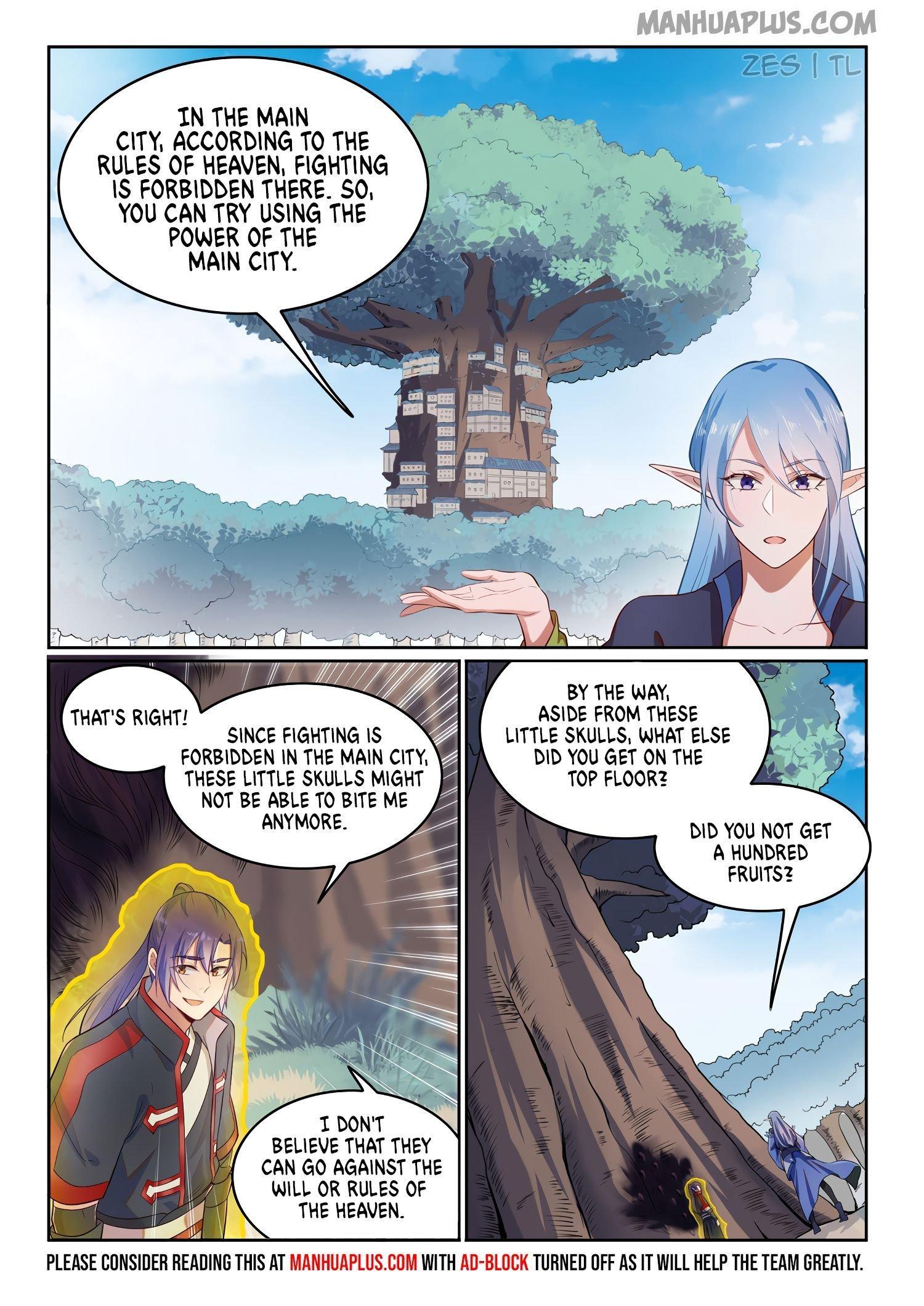 Manga Apotheosis - Chapter 610 Page 2