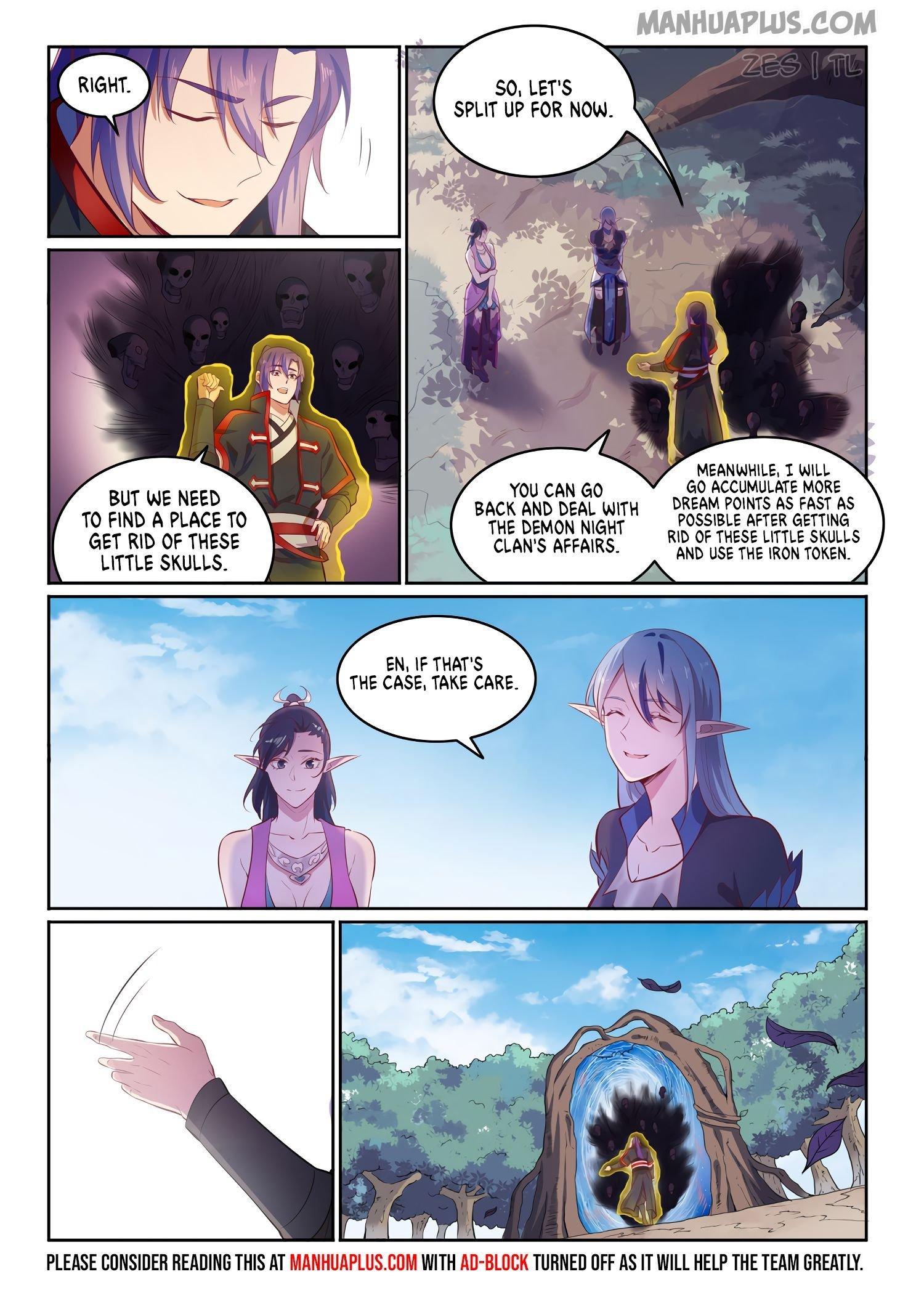 Manga Apotheosis - Chapter 610 Page 4