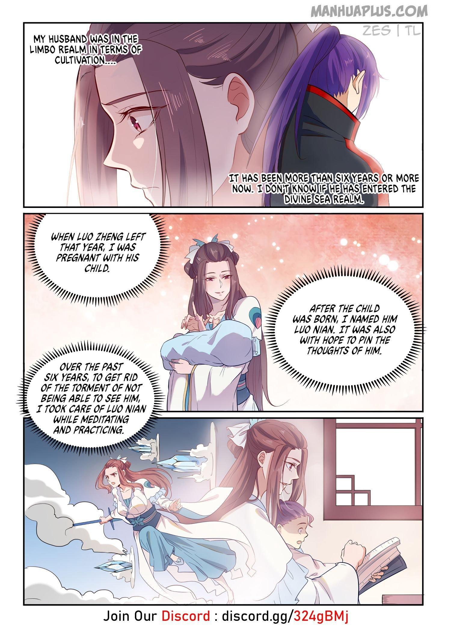 Manga Apotheosis - Chapter 610 Page 11