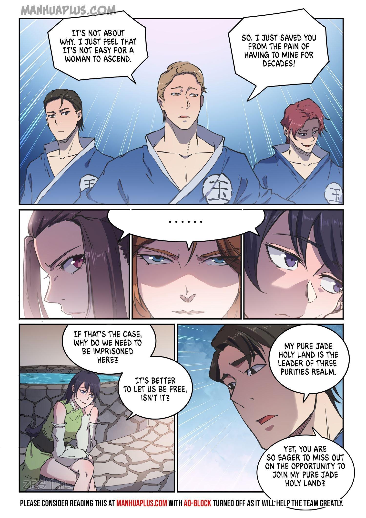 Manga Apotheosis - Chapter 611 Page 7