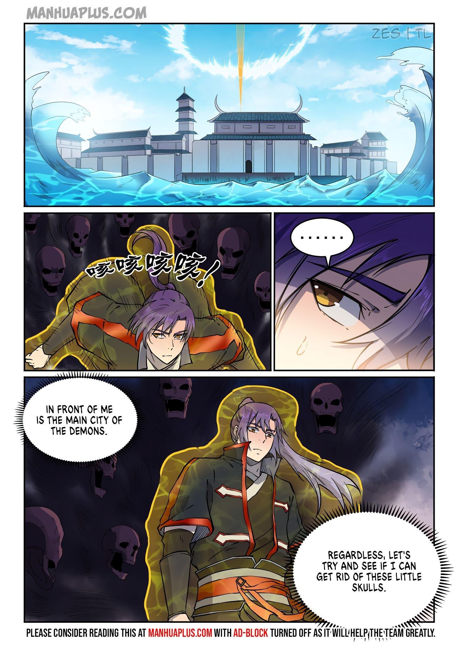 Manga Apotheosis - Chapter 611 Page 12