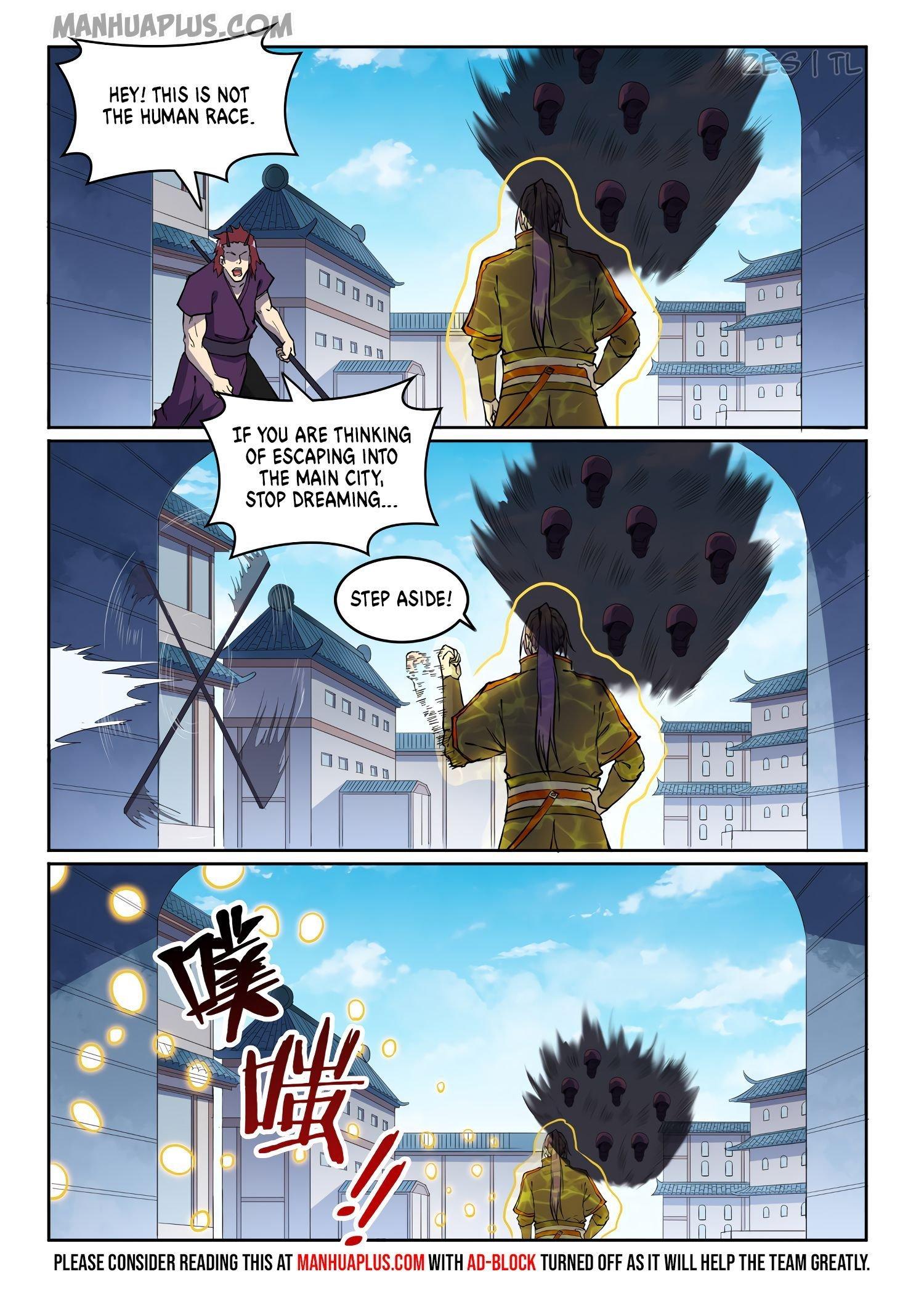 Manga Apotheosis - Chapter 611 Page 14