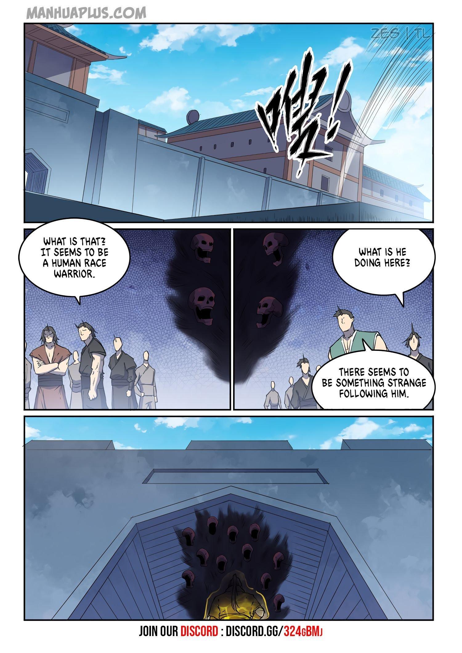 Manga Apotheosis - Chapter 611 Page 13