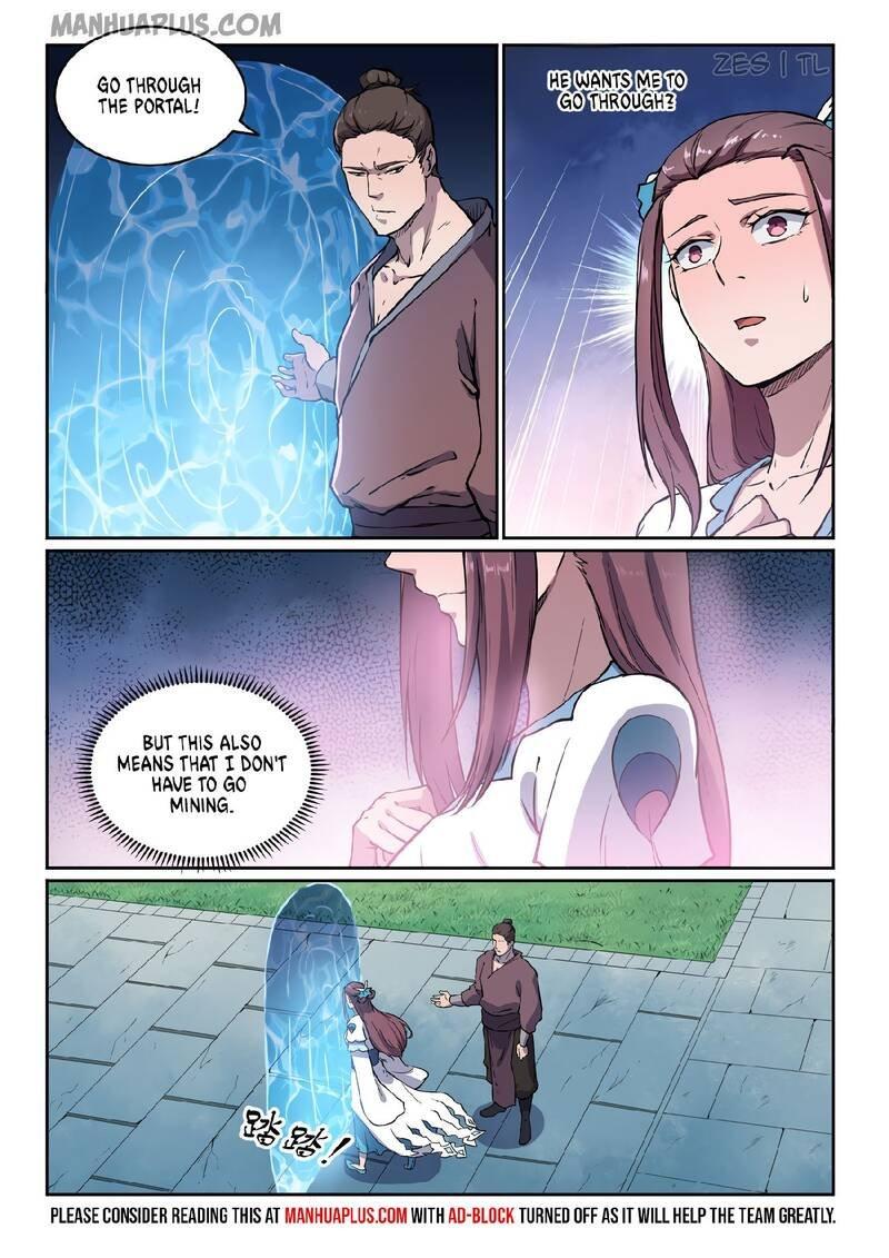 Manga Apotheosis - Chapter 611 Page 2