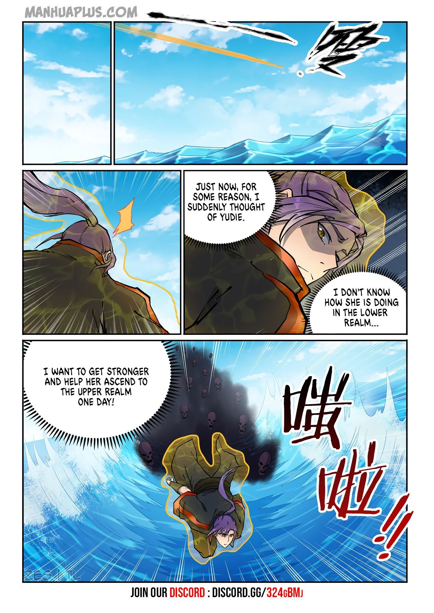 Manga Apotheosis - Chapter 611 Page 11