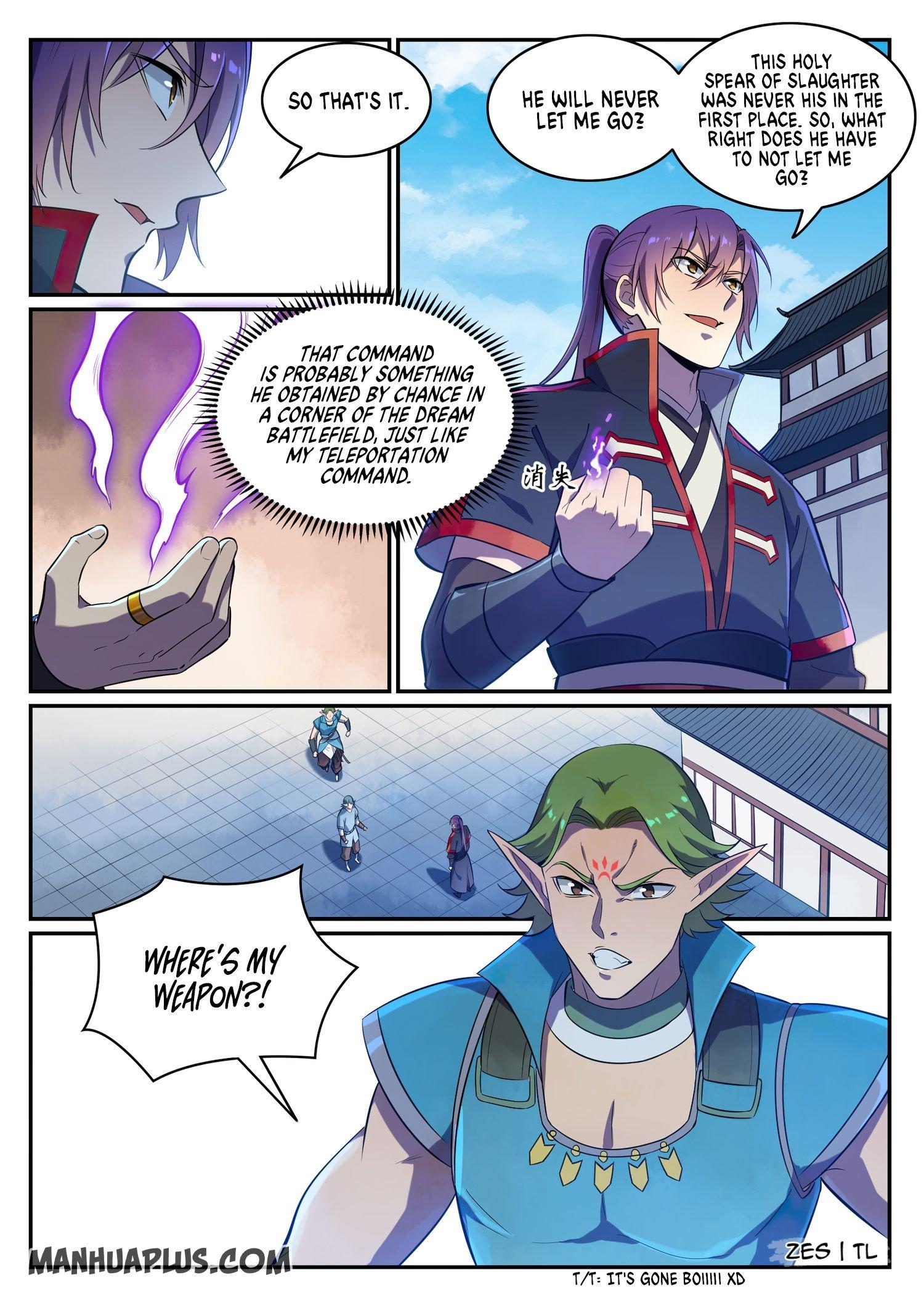 Manga Apotheosis - Chapter 642 Page 3