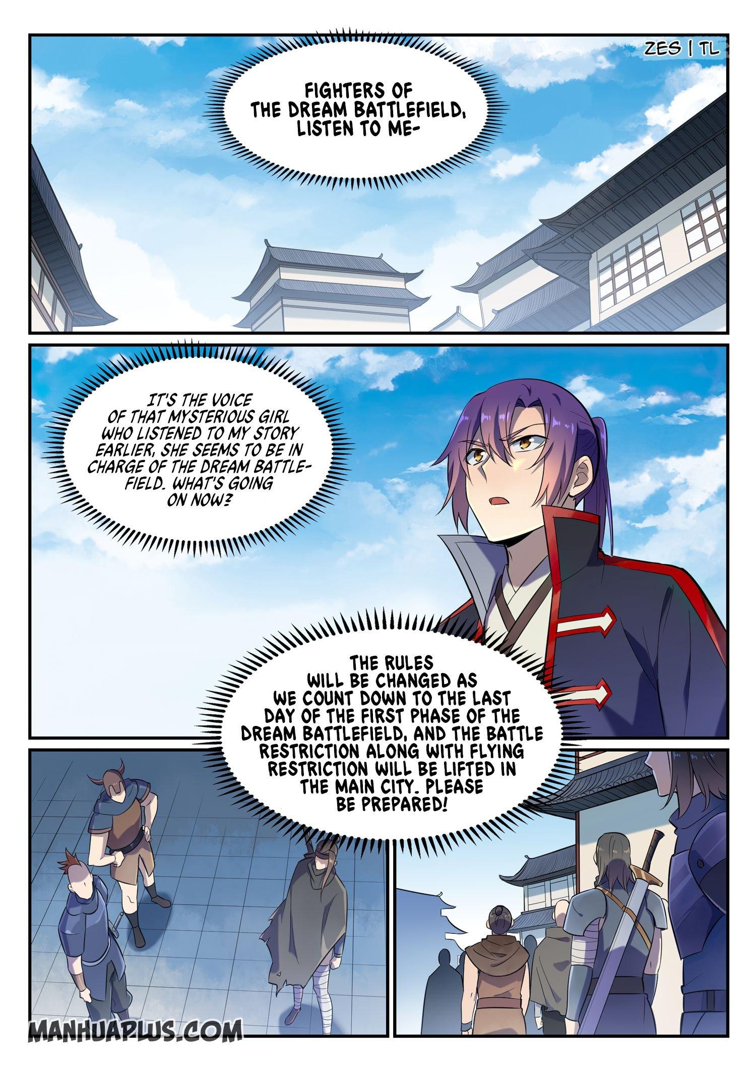 Manga Apotheosis - Chapter 642 Page 14