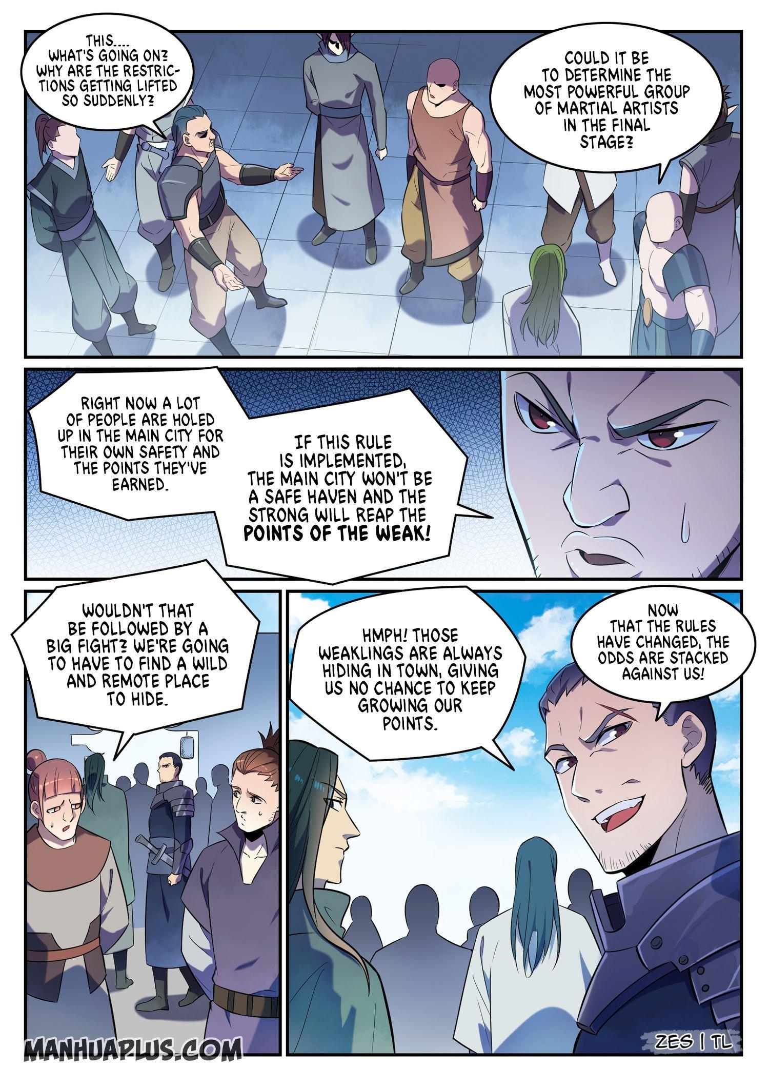 Manga Apotheosis - Chapter 642 Page 15