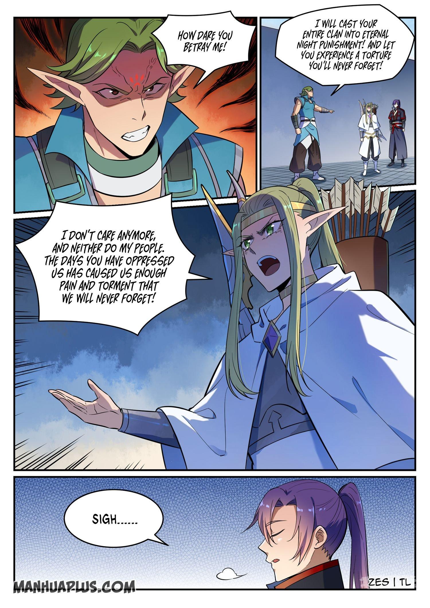 Manga Apotheosis - Chapter 642 Page 13