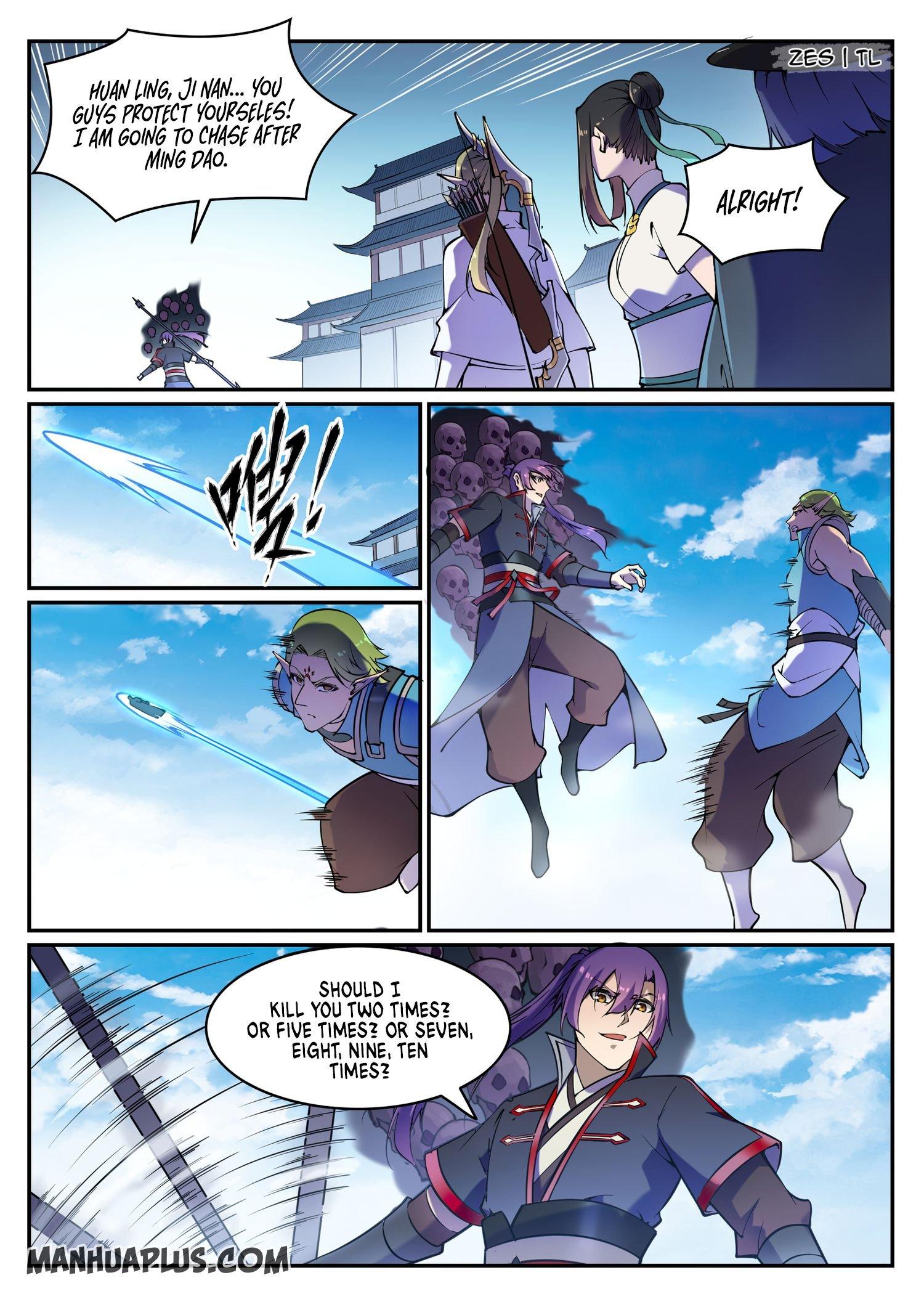 Manga Apotheosis - Chapter 643 Page 3