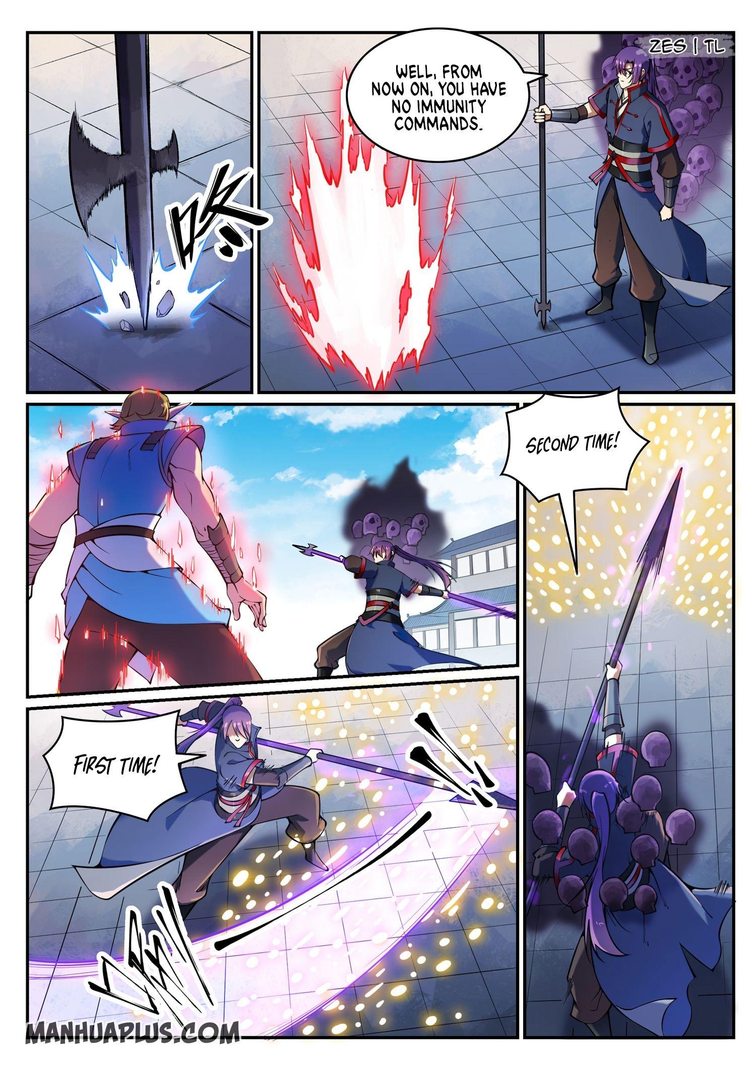 Manga Apotheosis - Chapter 643 Page 12