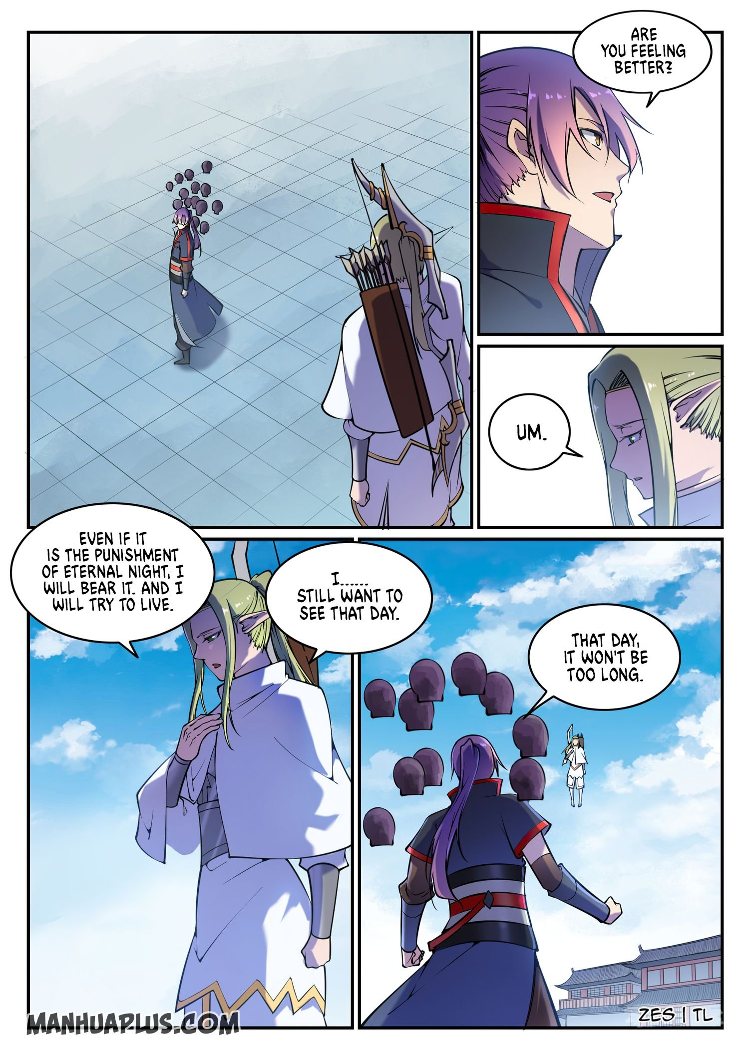 Manga Apotheosis - Chapter 643 Page 15
