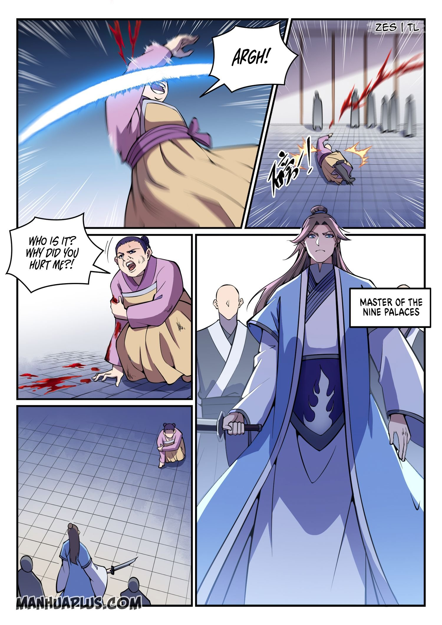 Manga Apotheosis - Chapter 644 Page 12