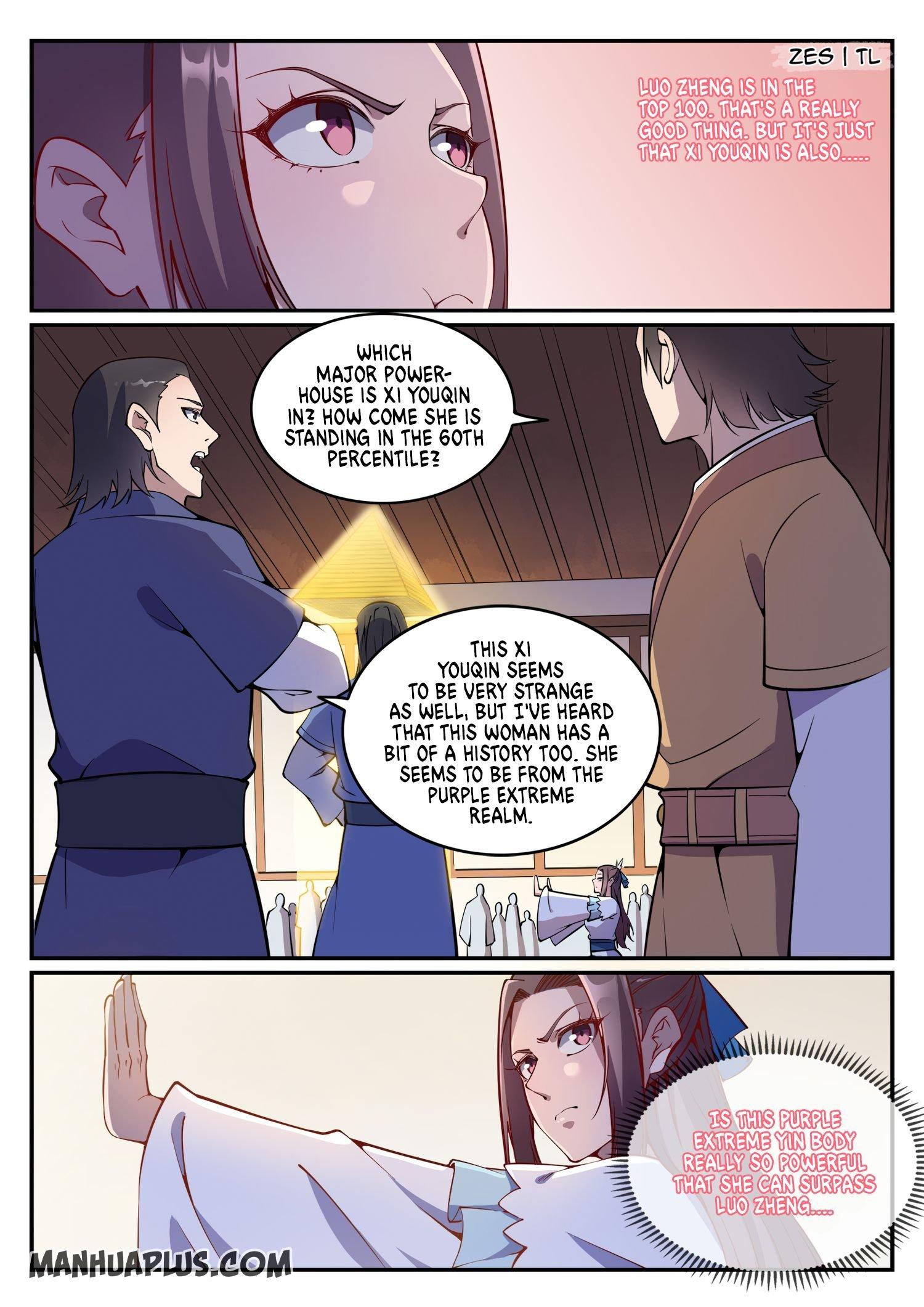 Manga Apotheosis - Chapter 644 Page 8