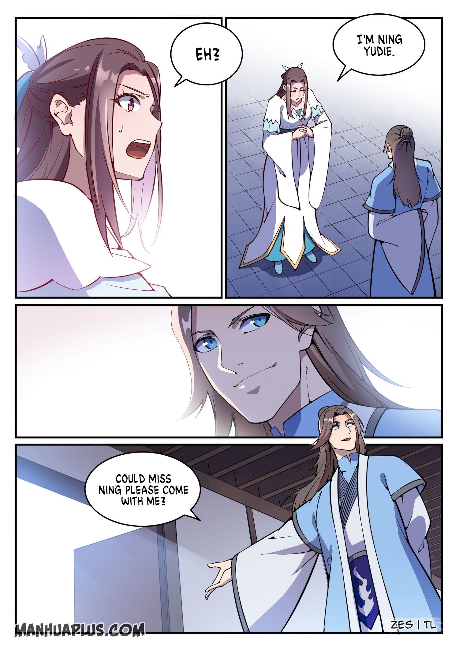 Manga Apotheosis - Chapter 644 Page 14