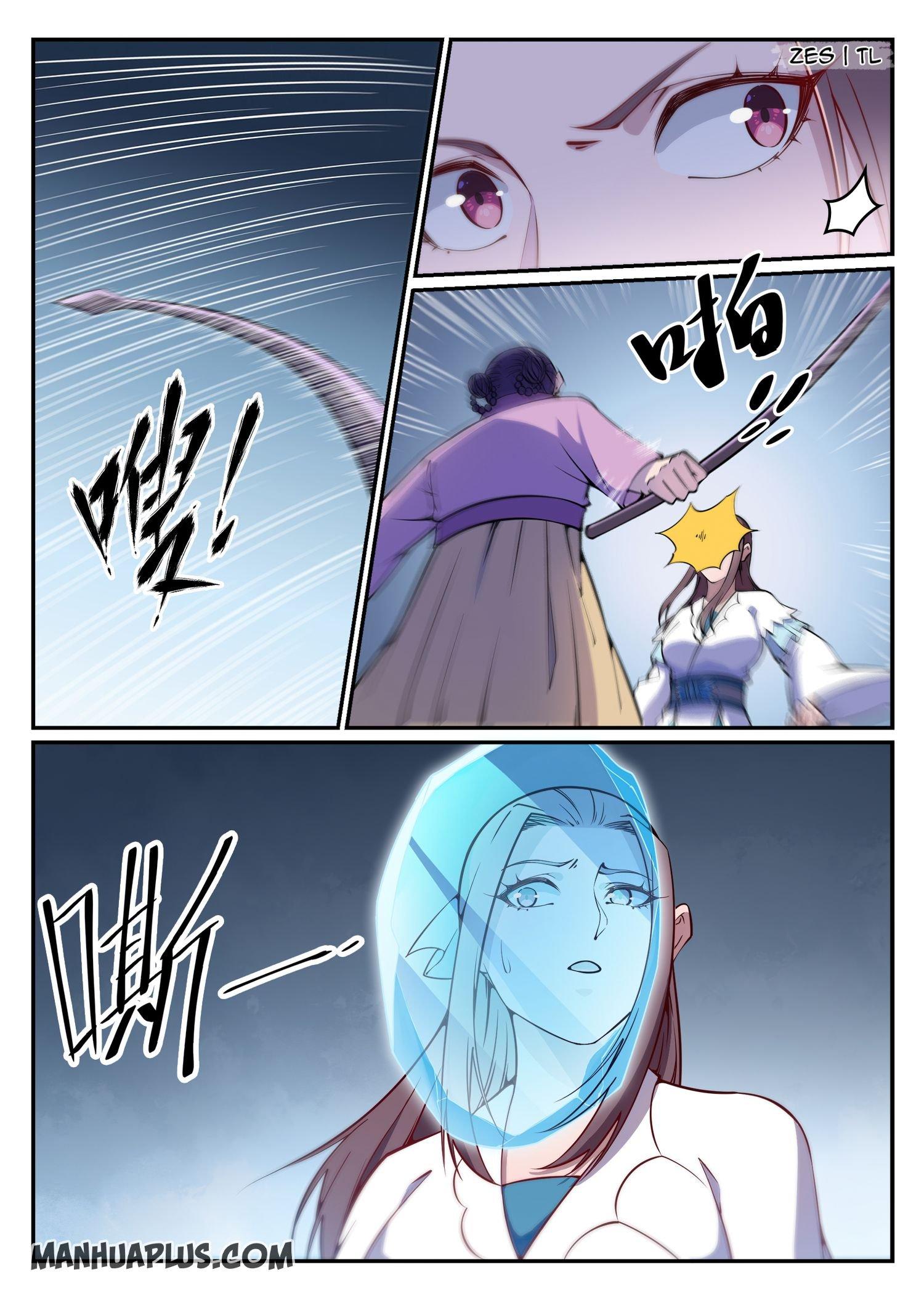 Manga Apotheosis - Chapter 644 Page 9