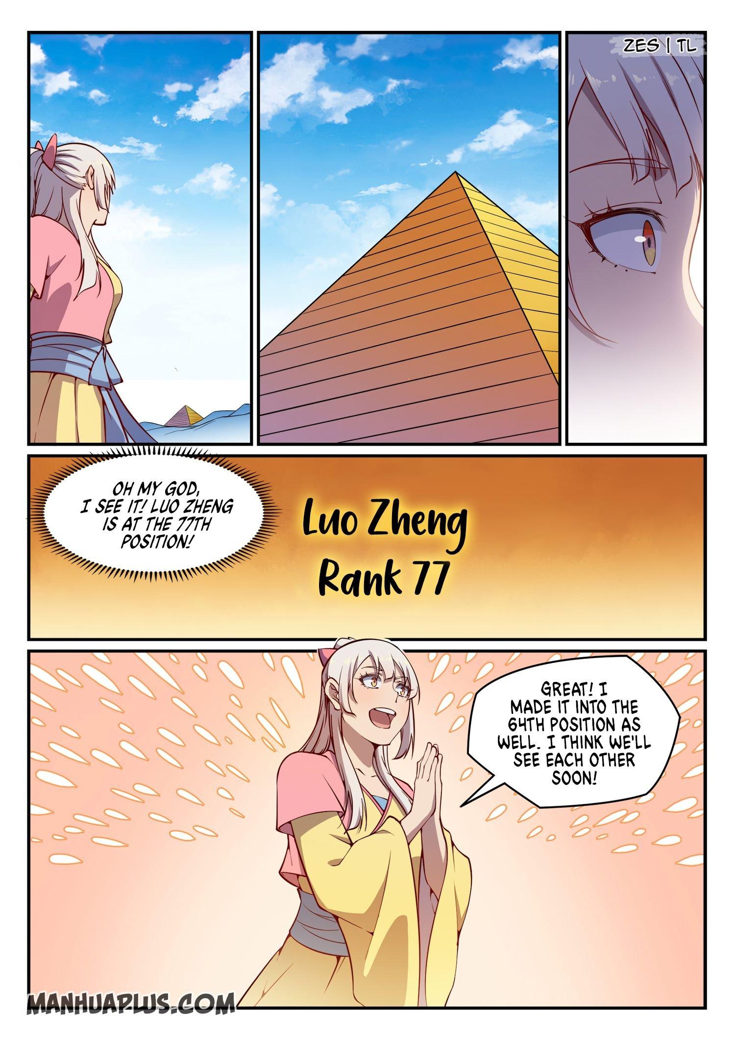 Manga Apotheosis - Chapter 644 Page 4