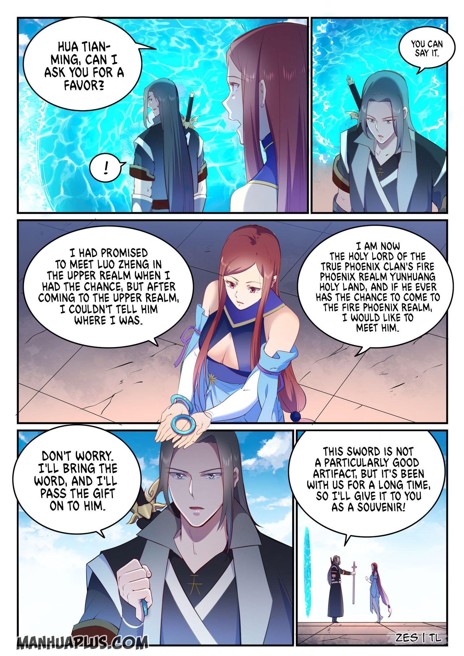 Manga Apotheosis - Chapter 647 Page 16