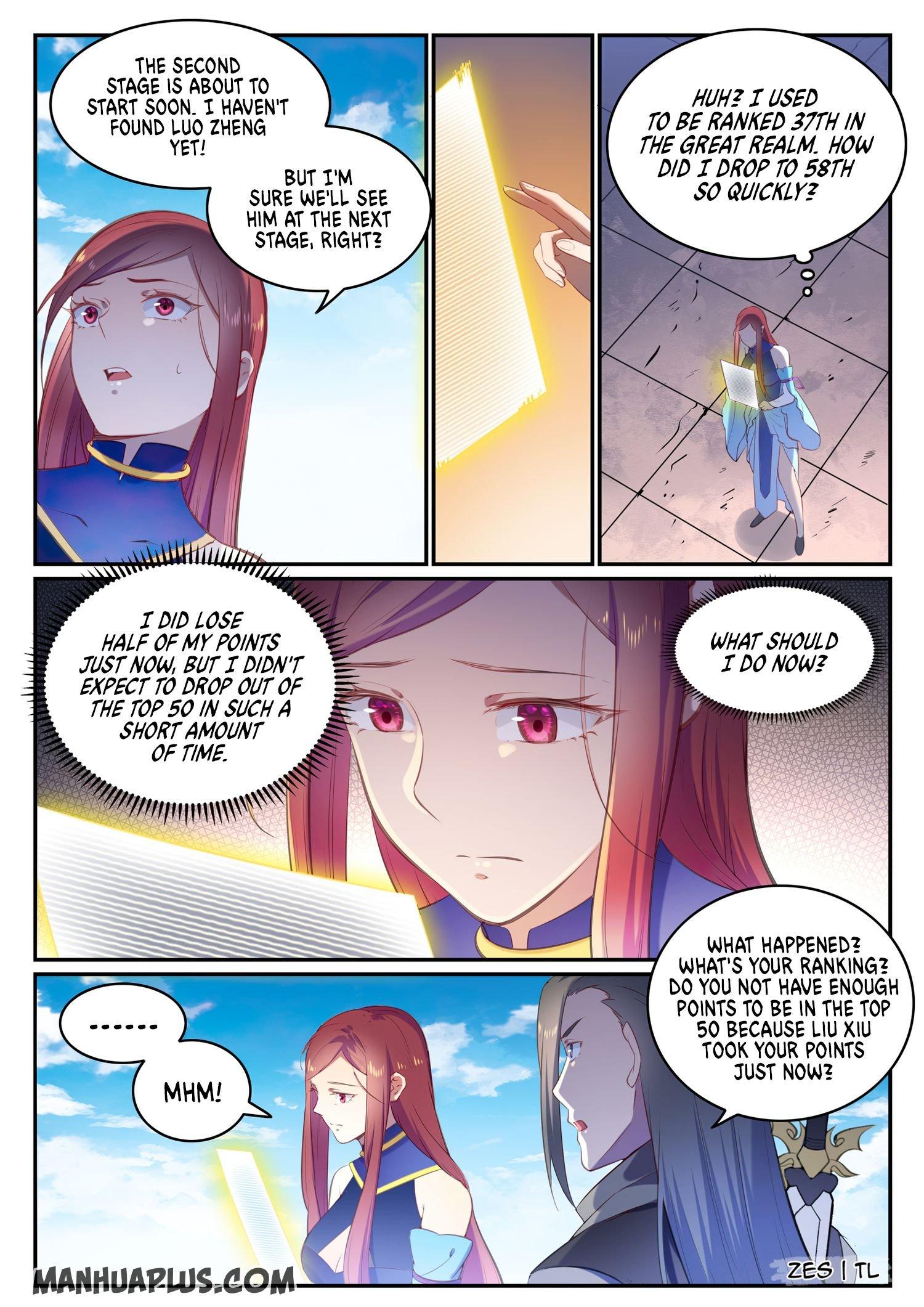 Manga Apotheosis - Chapter 647 Page 13