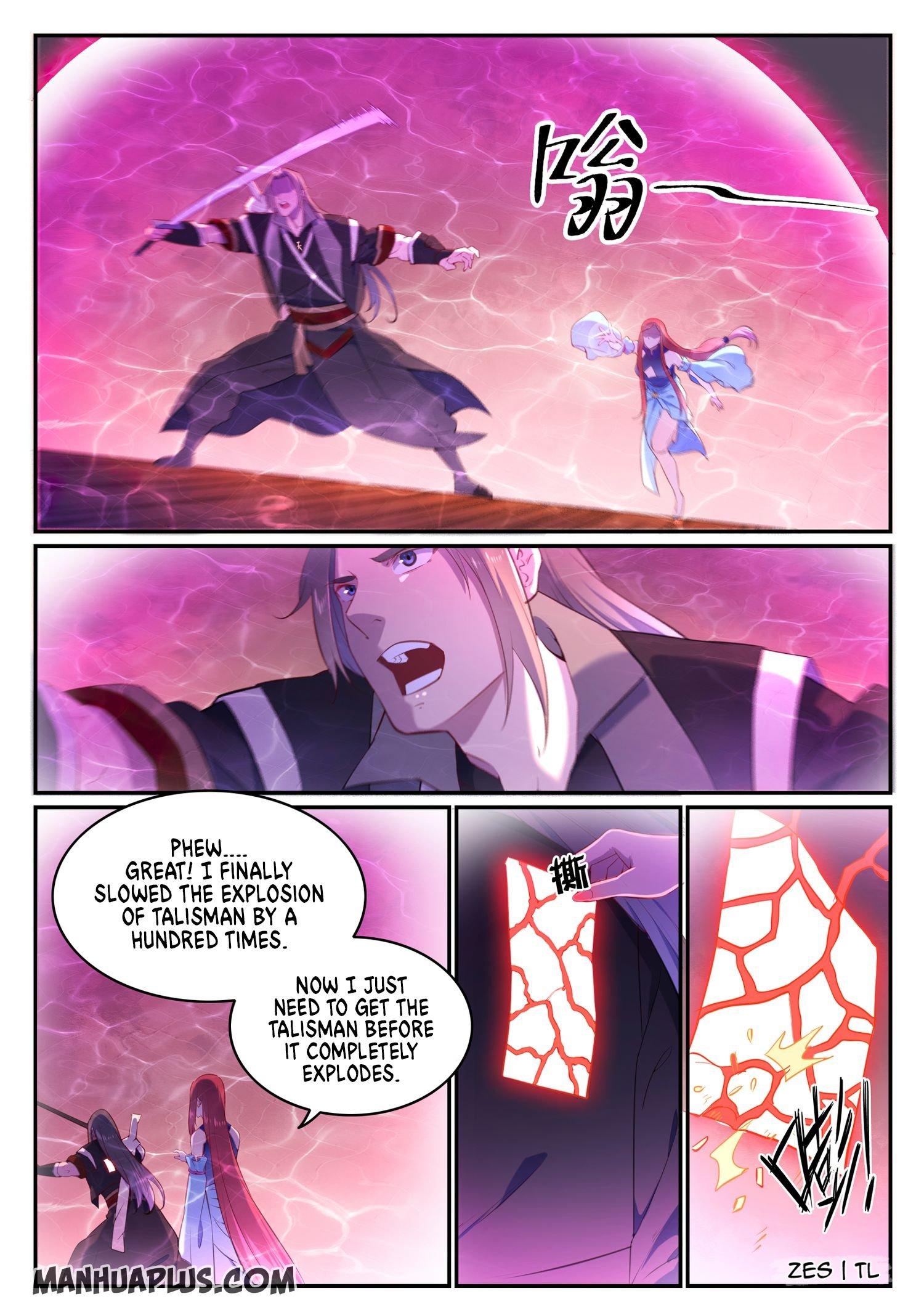 Manga Apotheosis - Chapter 647 Page 4