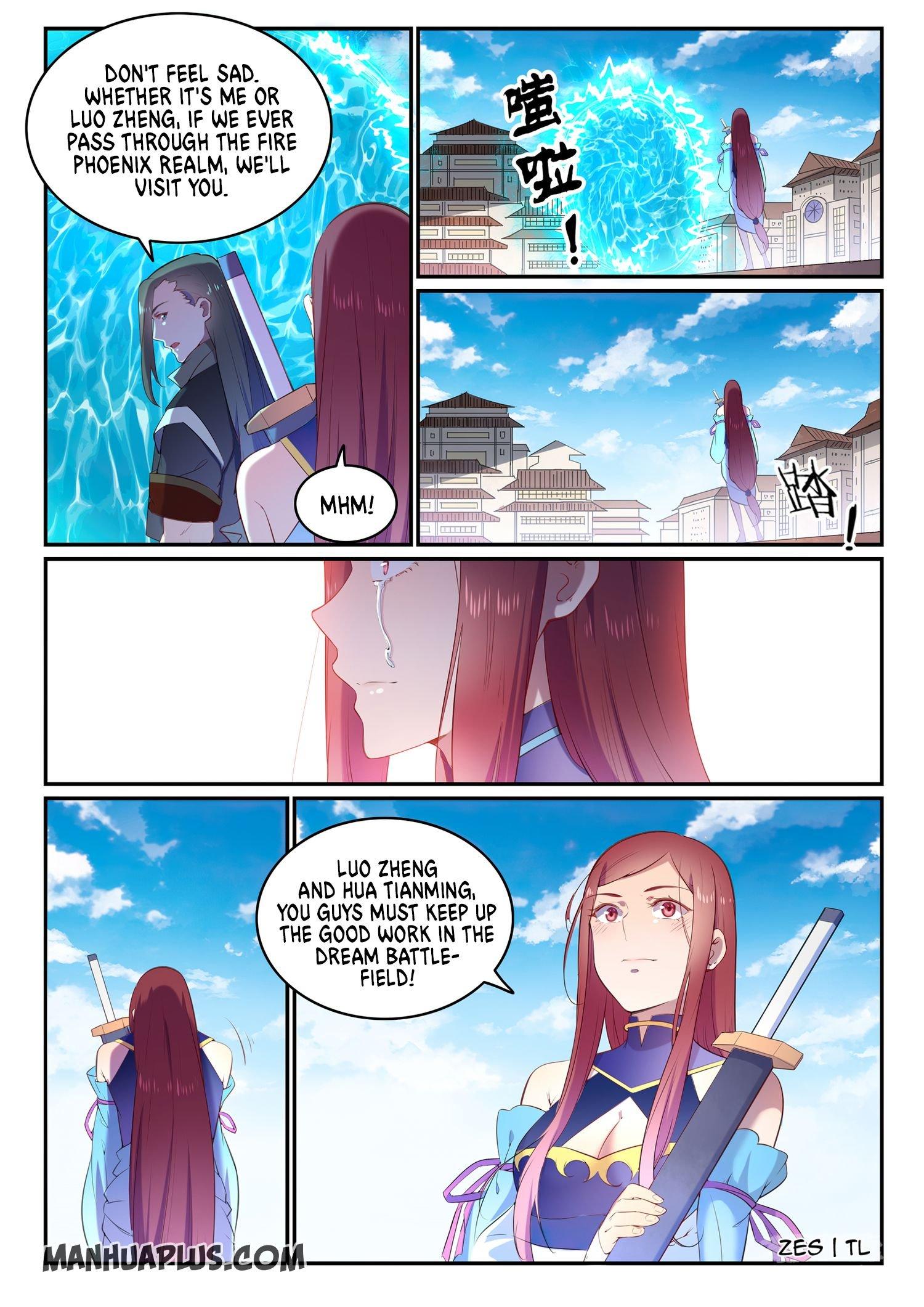 Manga Apotheosis - Chapter 647 Page 17