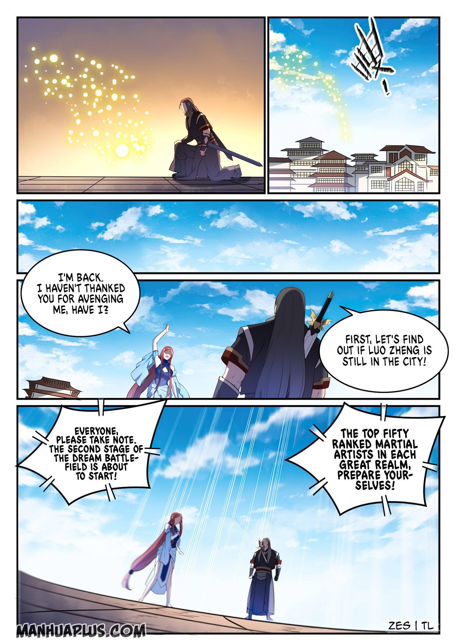 Manga Apotheosis - Chapter 647 Page 12