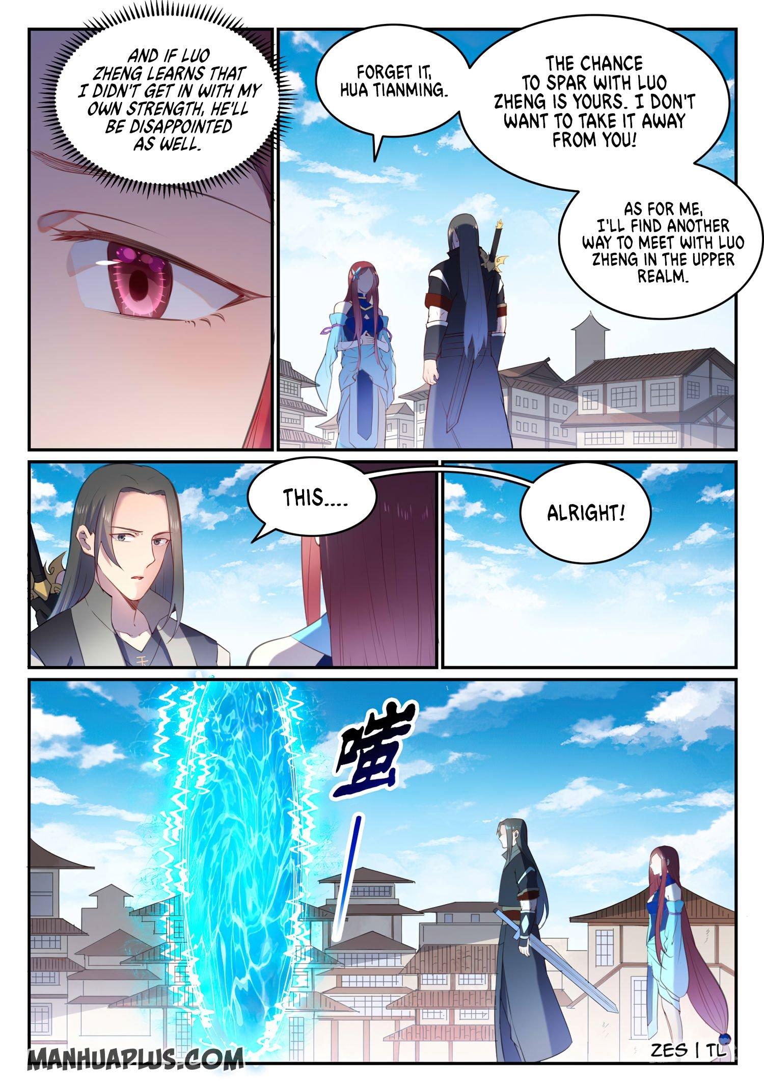Manga Apotheosis - Chapter 647 Page 15