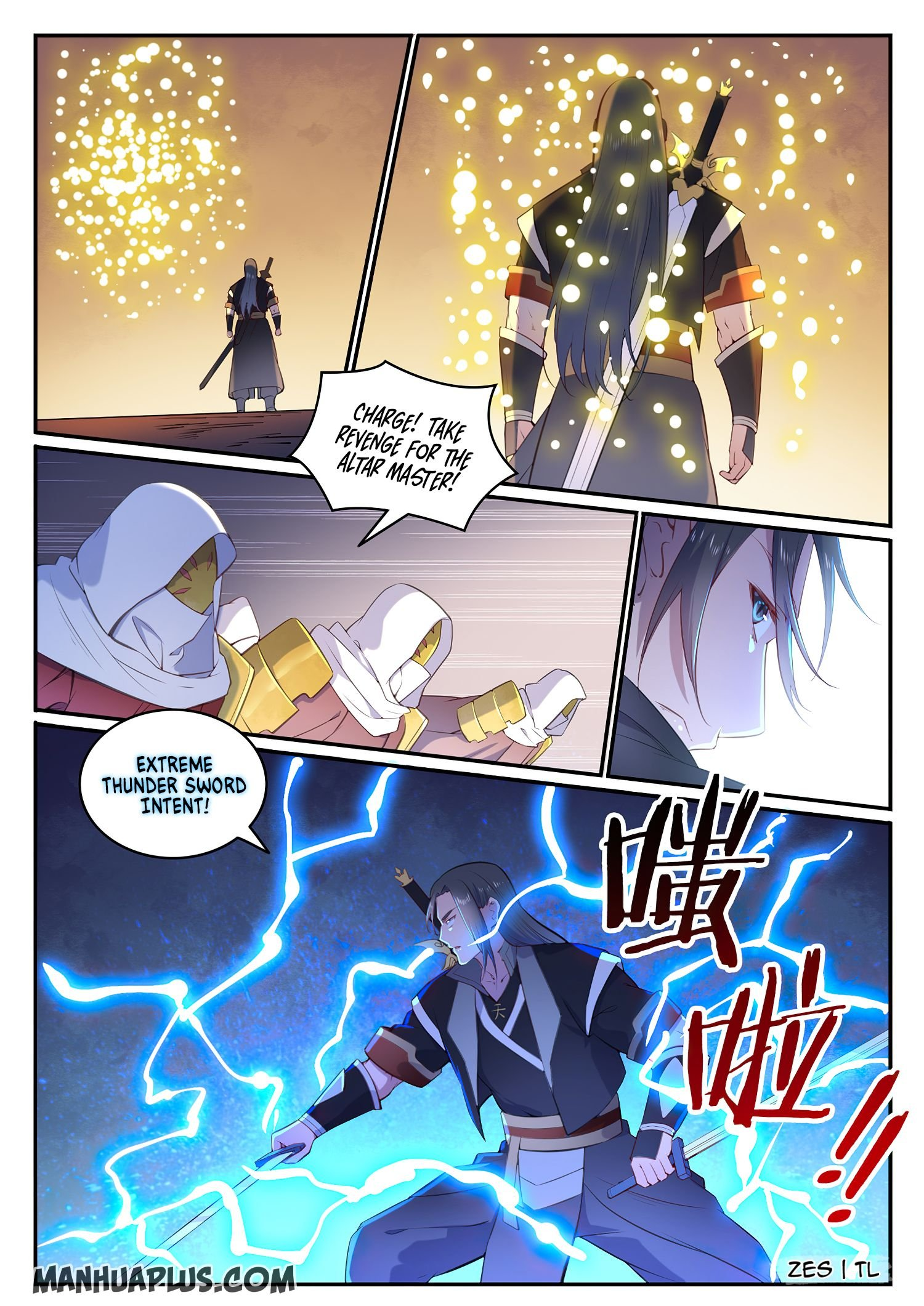 Manga Apotheosis - Chapter 647 Page 10