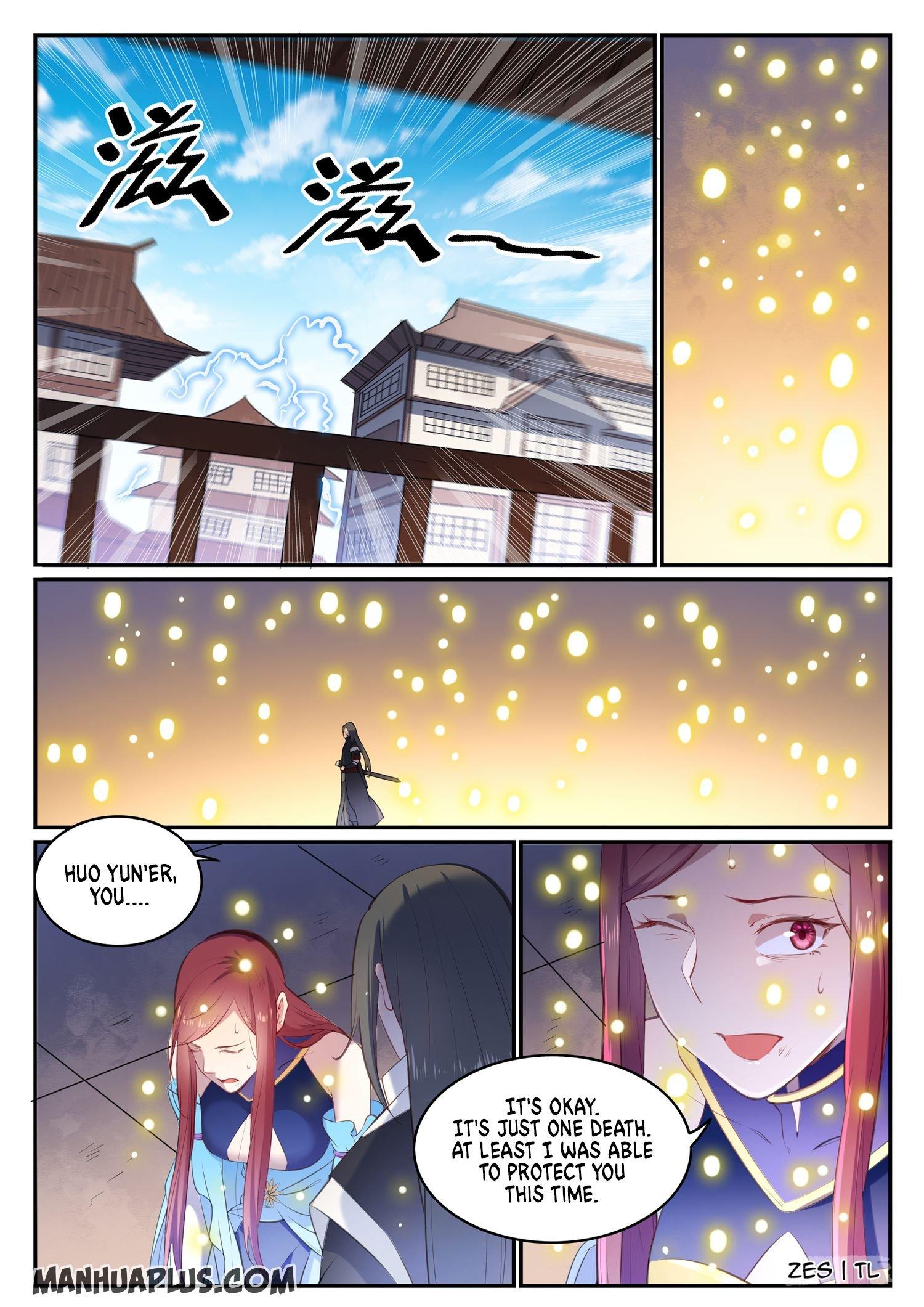 Manga Apotheosis - Chapter 647 Page 11