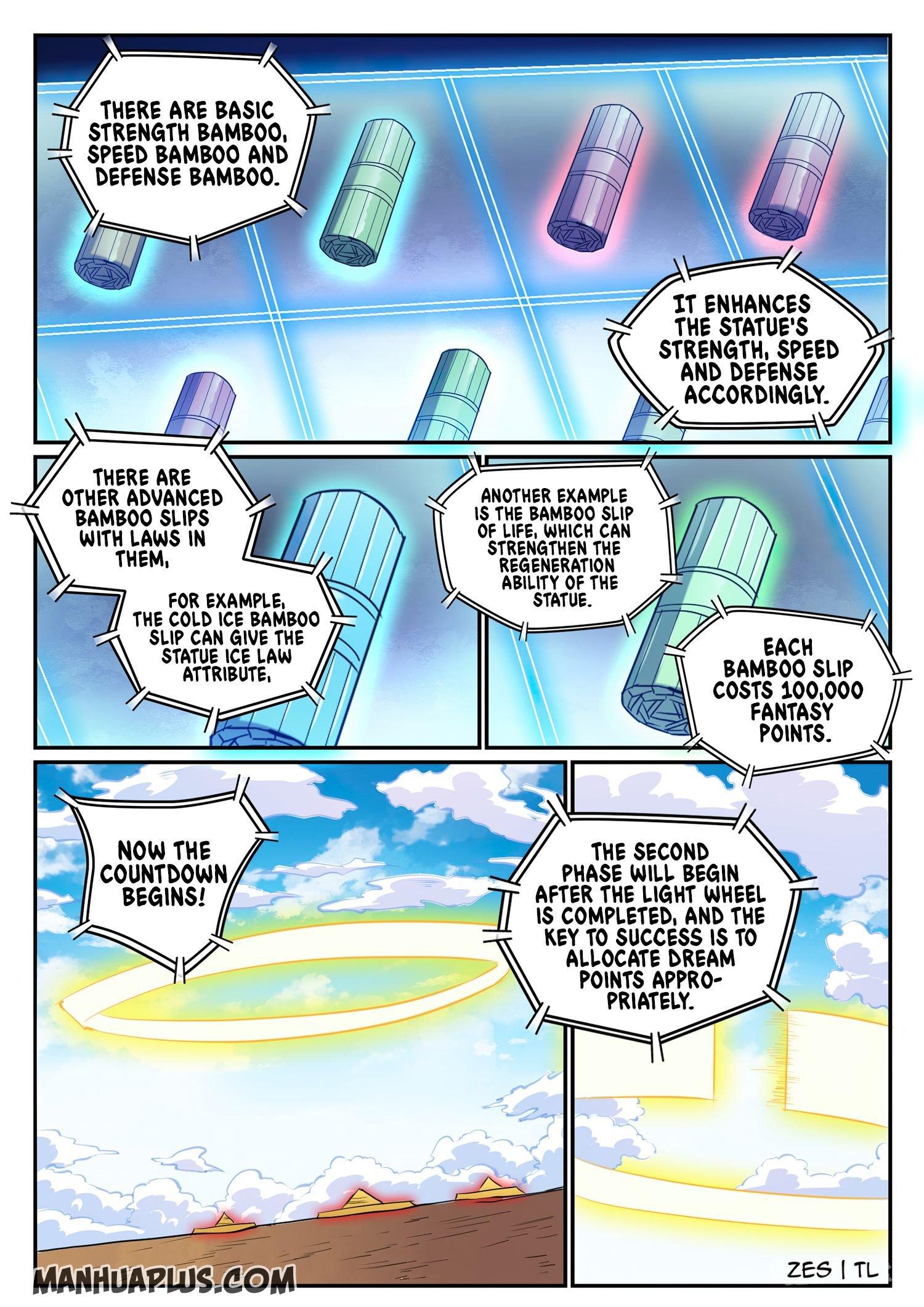 Manga Apotheosis - Chapter 648 Page 15