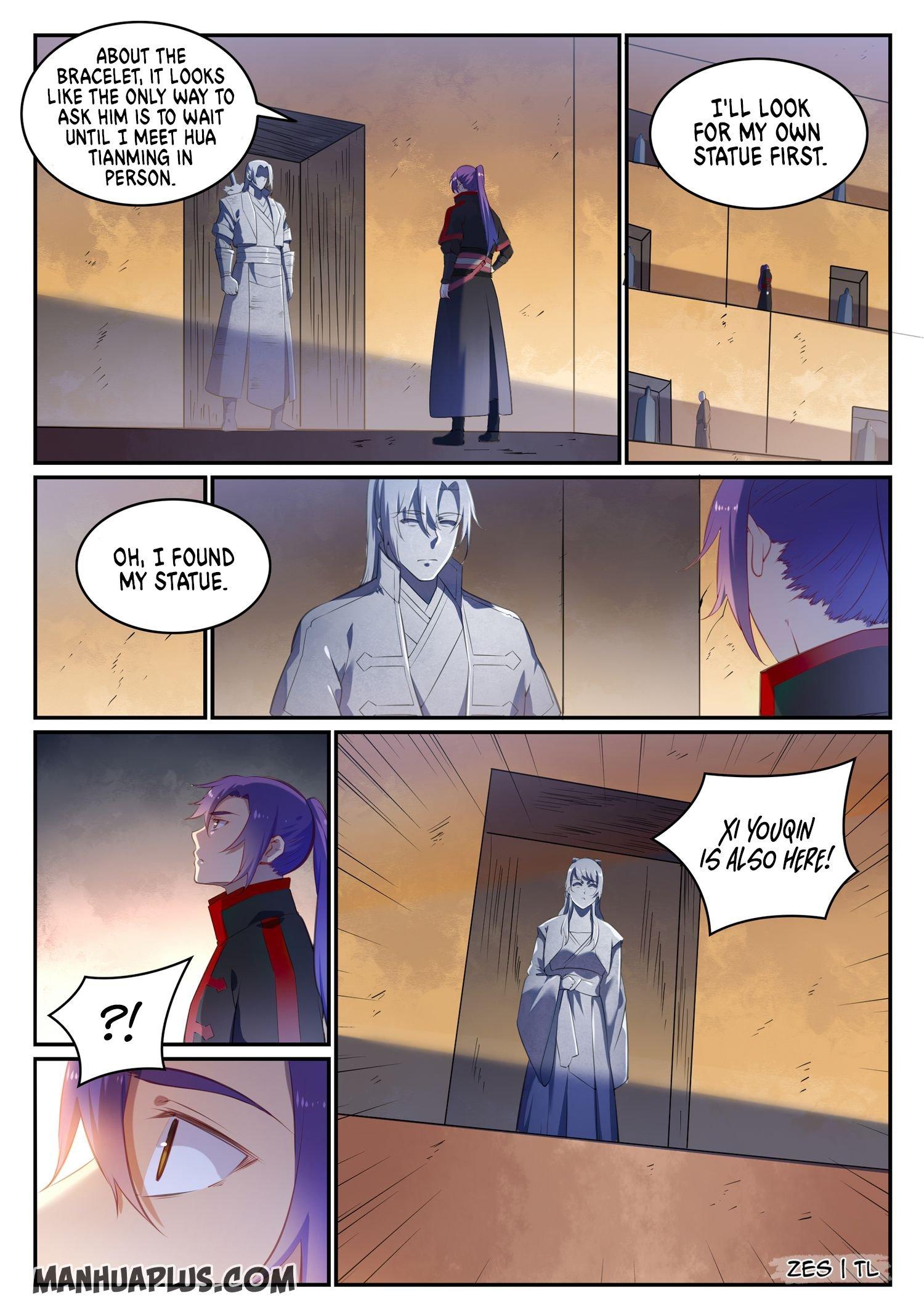 Manga Apotheosis - Chapter 648 Page 3