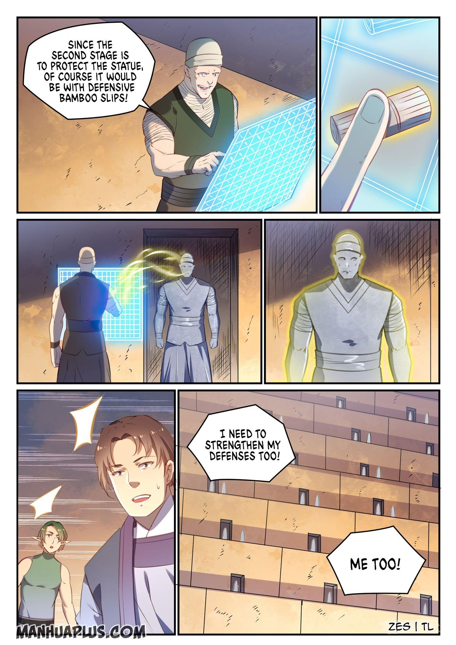 Manga Apotheosis - Chapter 648 Page 16