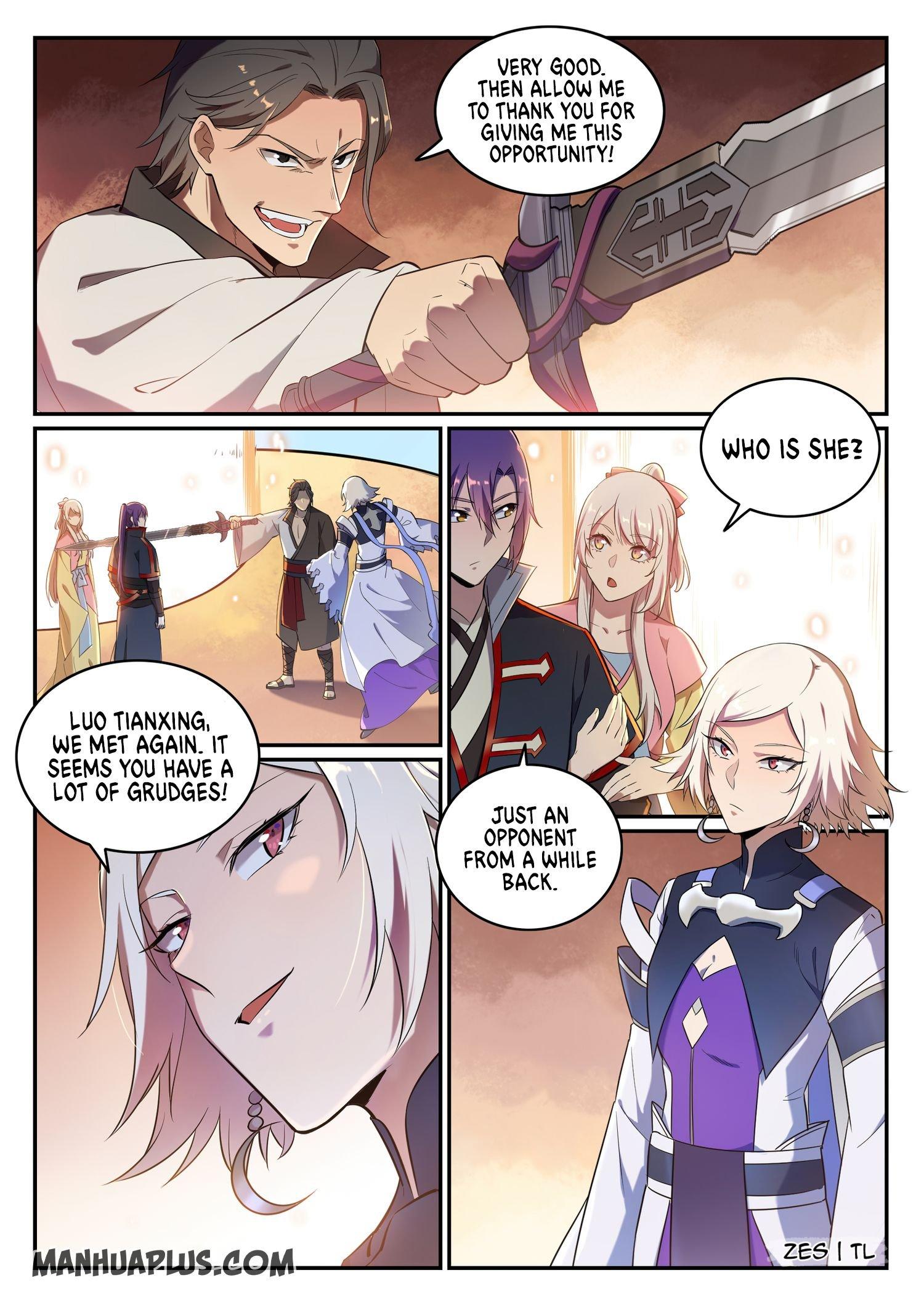 Manga Apotheosis - Chapter 650 Page 12