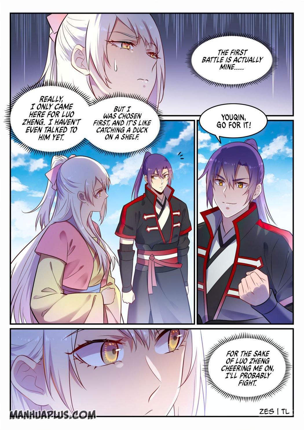 Manga Apotheosis - Chapter 651 Page 10