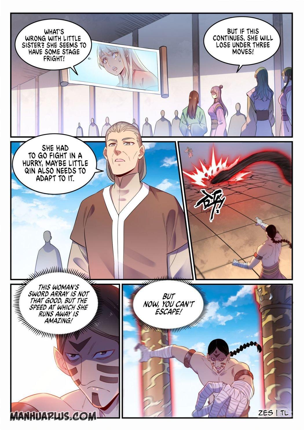 Manga Apotheosis - Chapter 651 Page 16