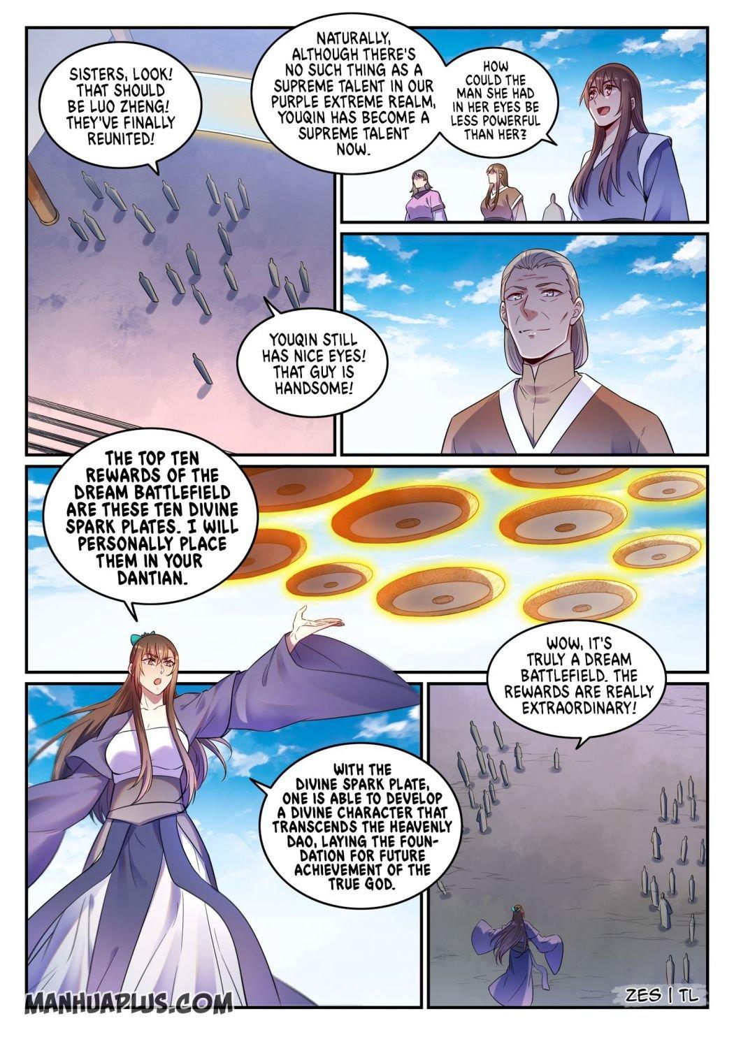 Manga Apotheosis - Chapter 651 Page 6